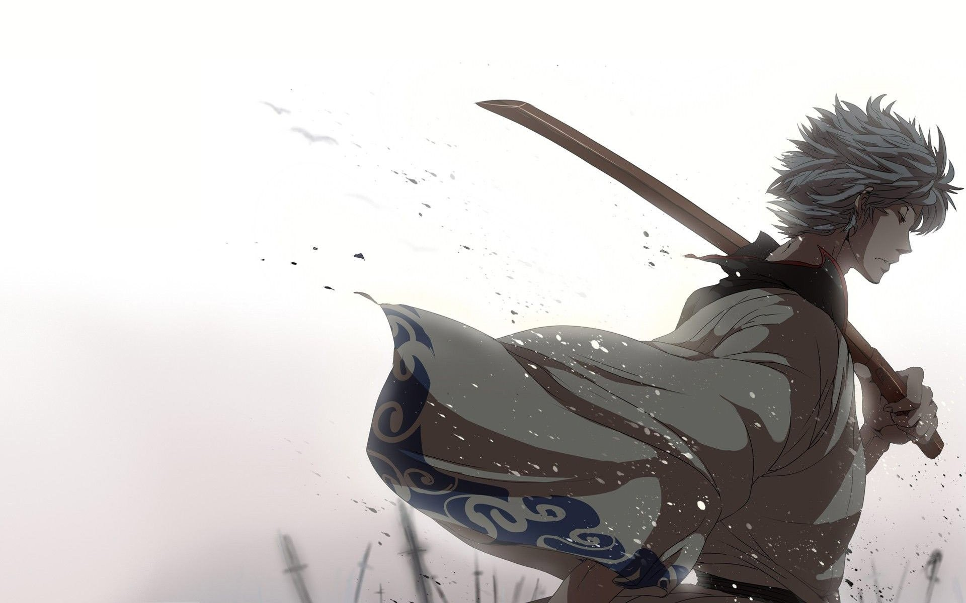 Gintama wallpaper download free awesome full hd - Best anime picture hd ...