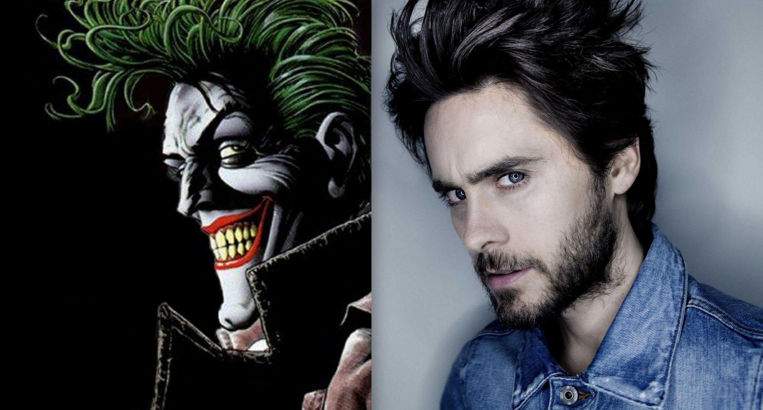 Jared Leto Joker Wallpapers Wallpapertag