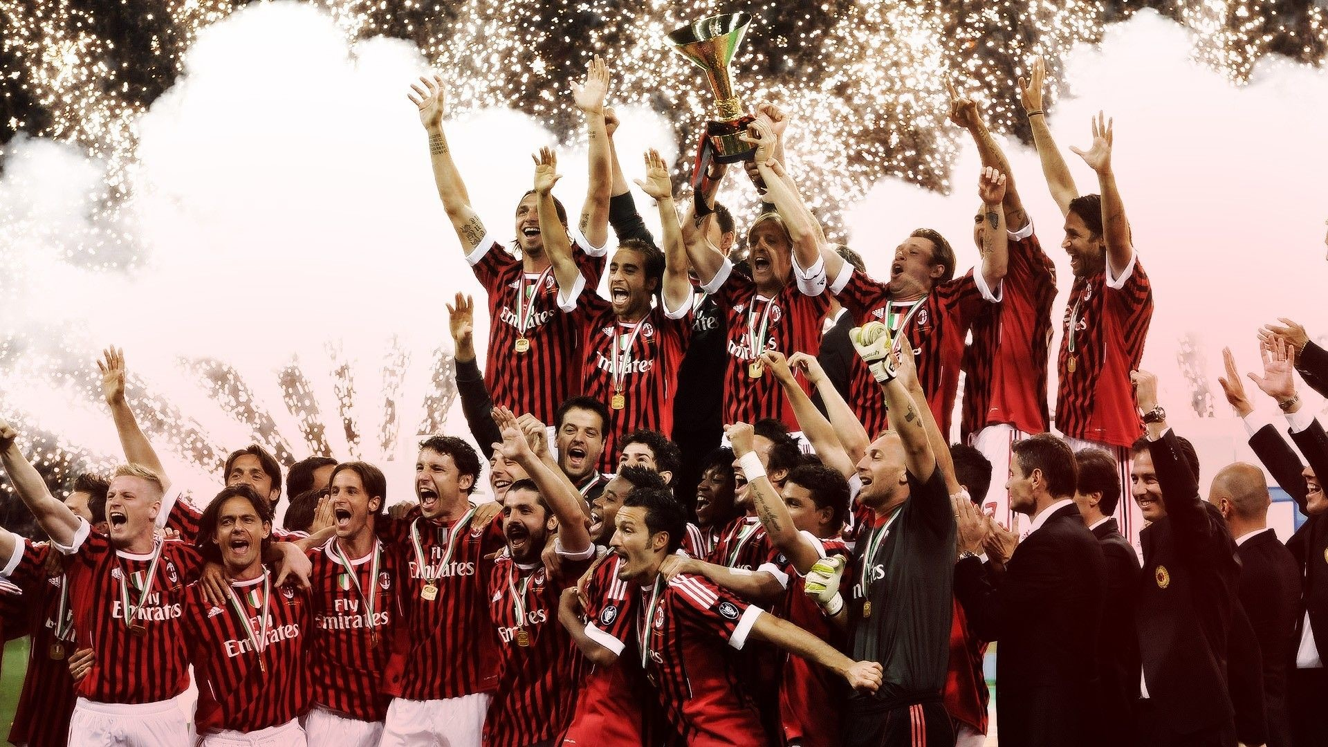Wallpaper Ac Milan 2017 \u00b7\u2460