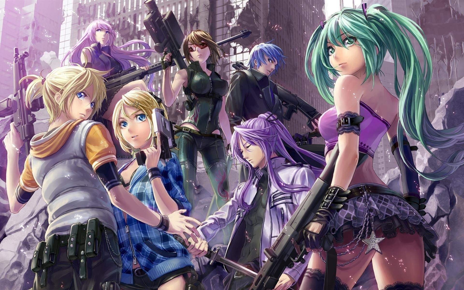 Download 700 Wallpaper Anime Hd Pack  Terbaru