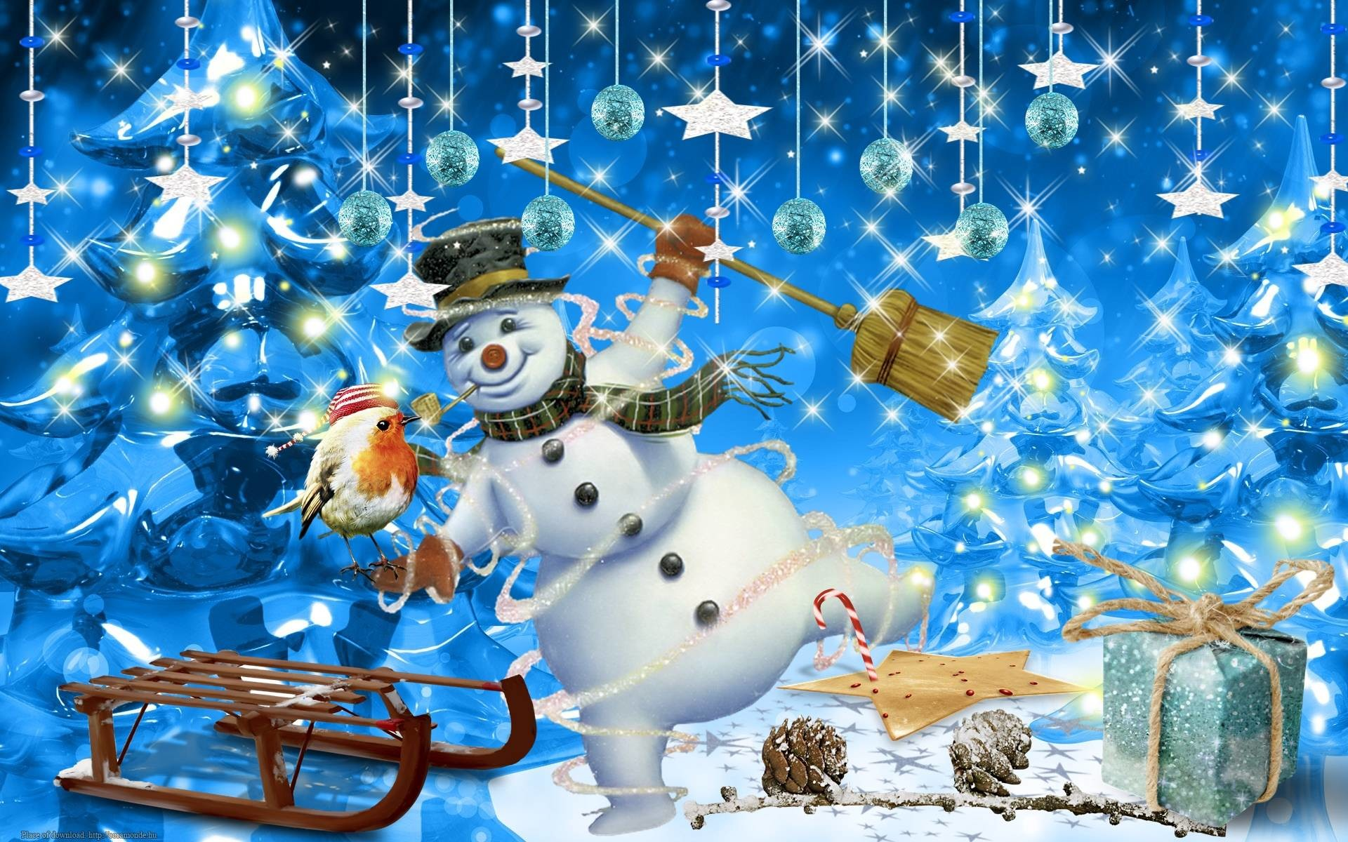 tag snowman desktop wallpapers - photo #22