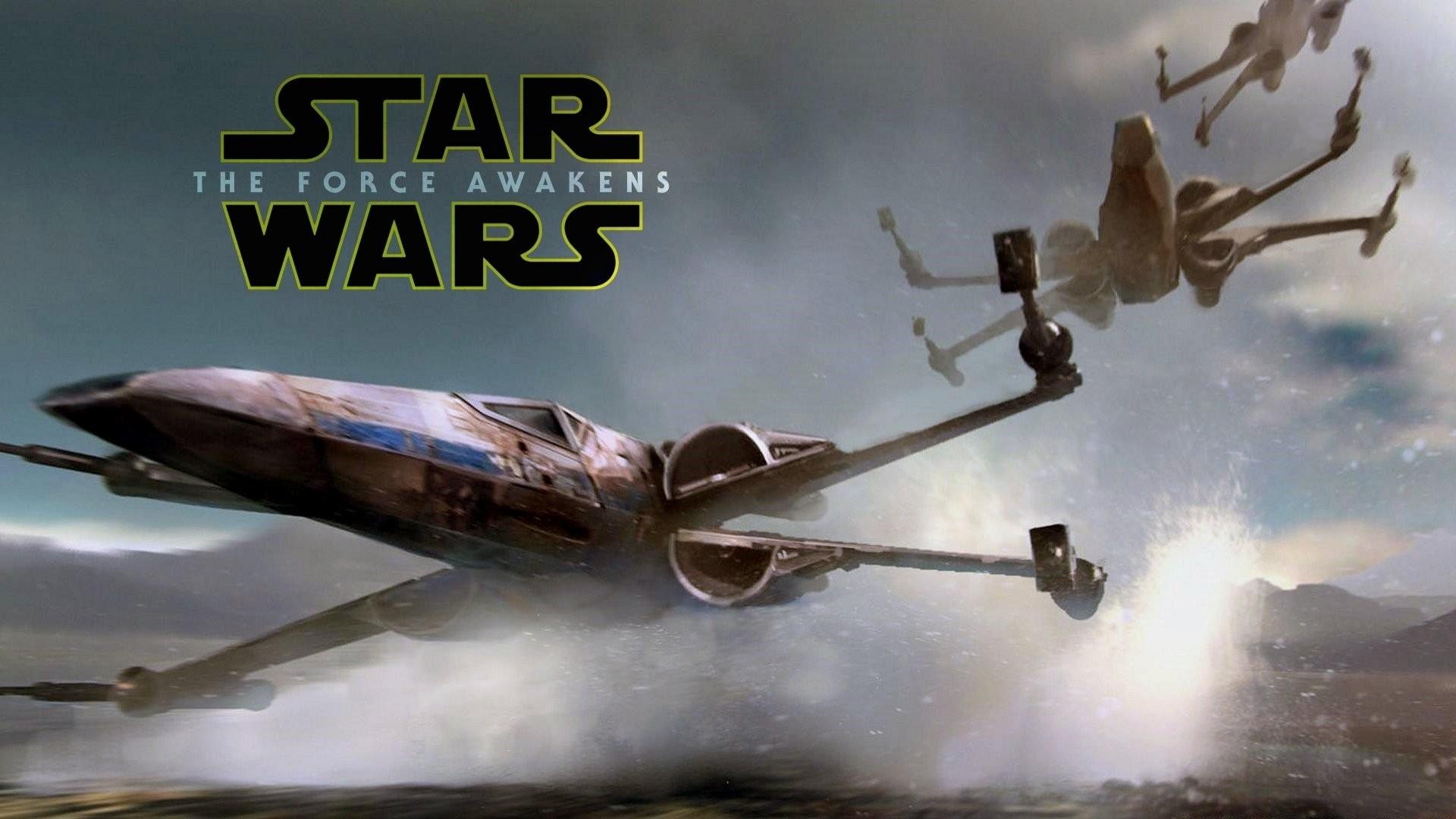 Star Wars The Force Awakens Wallpaper 1920x1080 Download Free