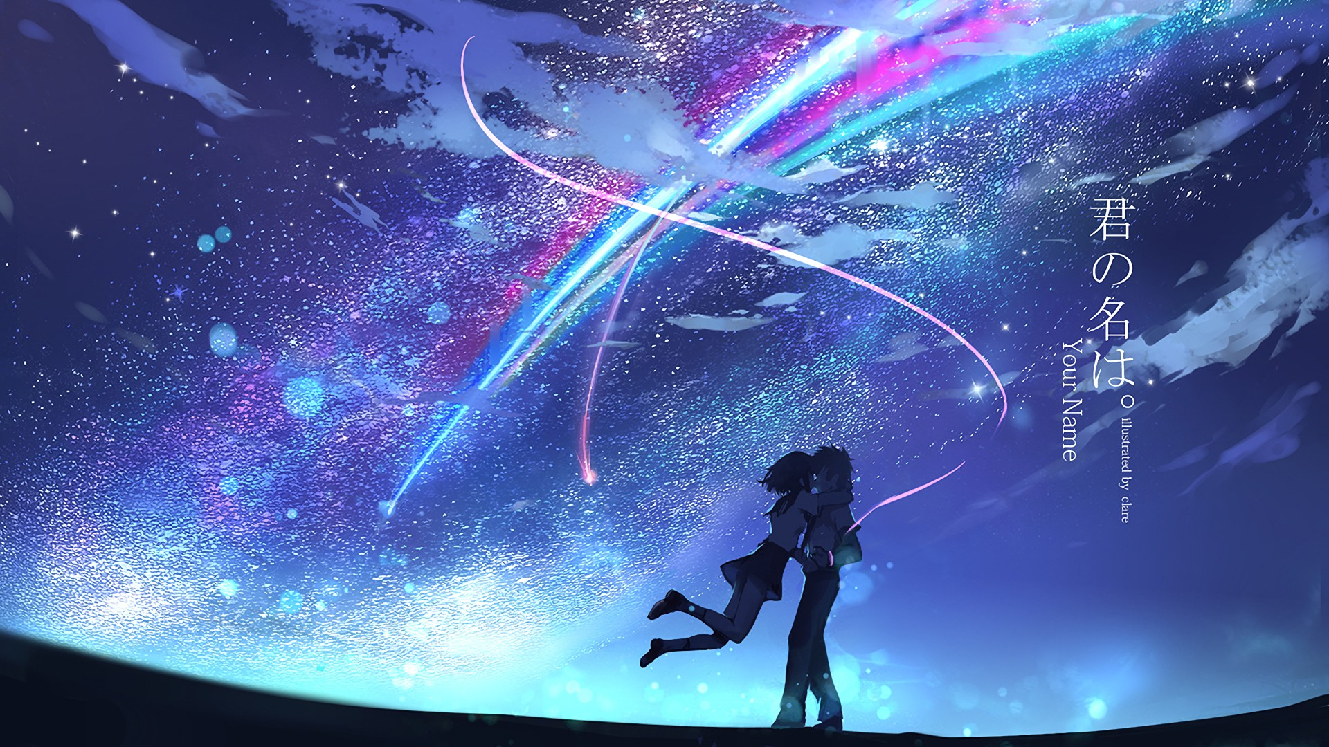 Kimi No Na Wa Wallpaper Download Free Stunning High Resolution