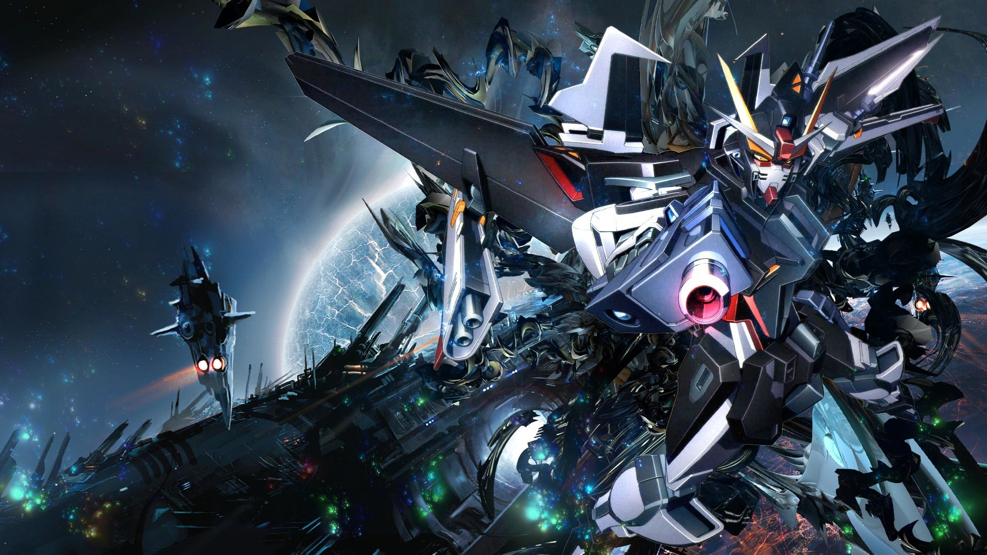 Gundam 00 Hd Wallpaper Wallpapertag