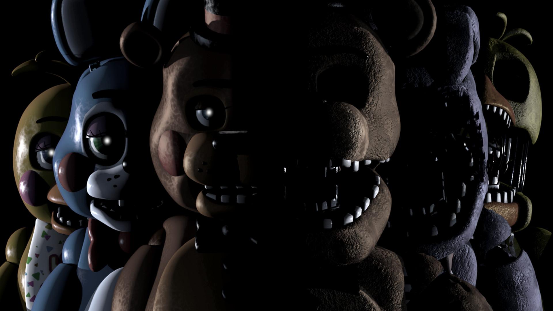 Five Nights at Freddys Fnaf Wallpapers ·① WallpaperTag