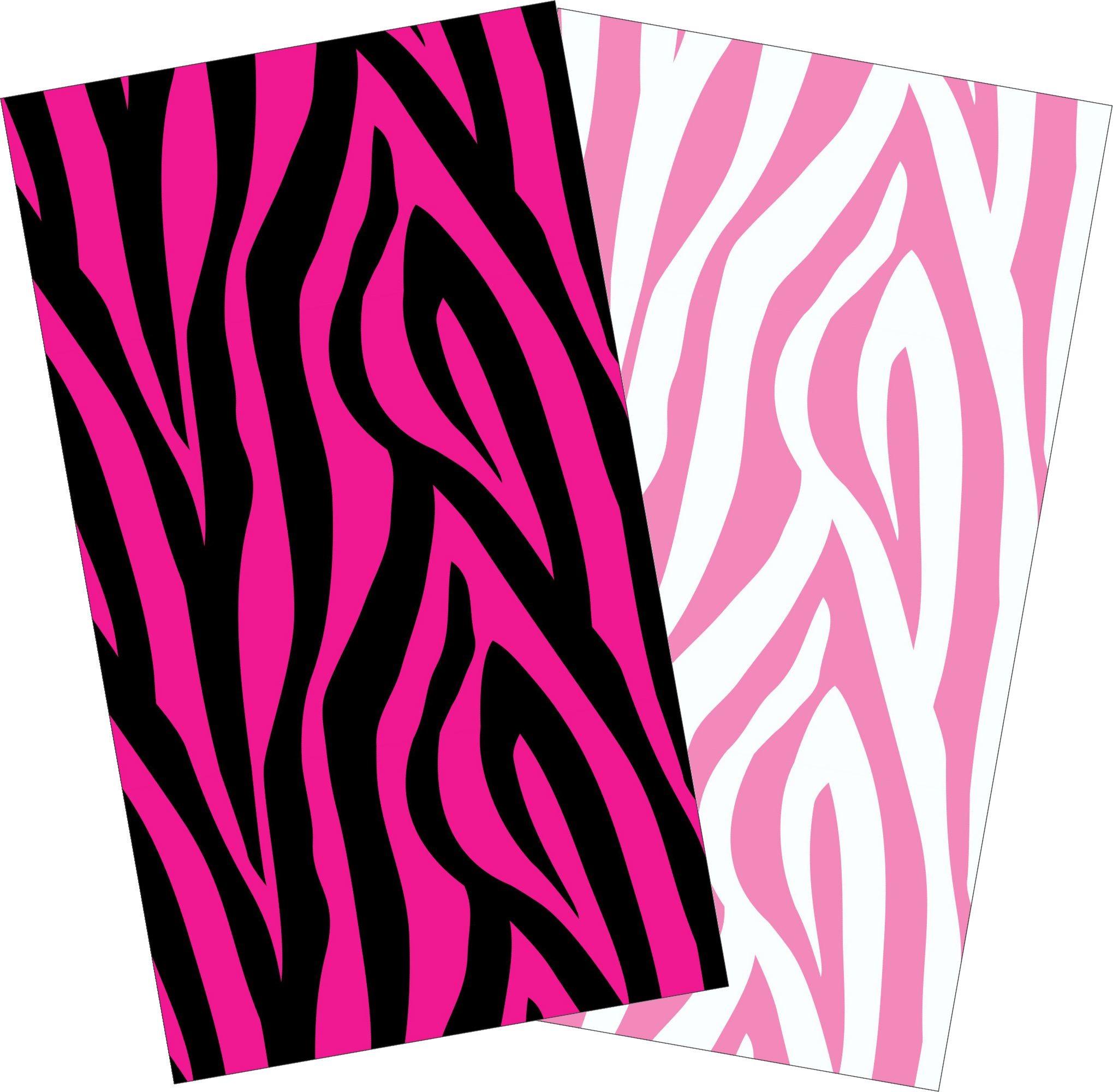 Zebra Backgrounds ·① Multi Colored Zebra Print Wallpapers