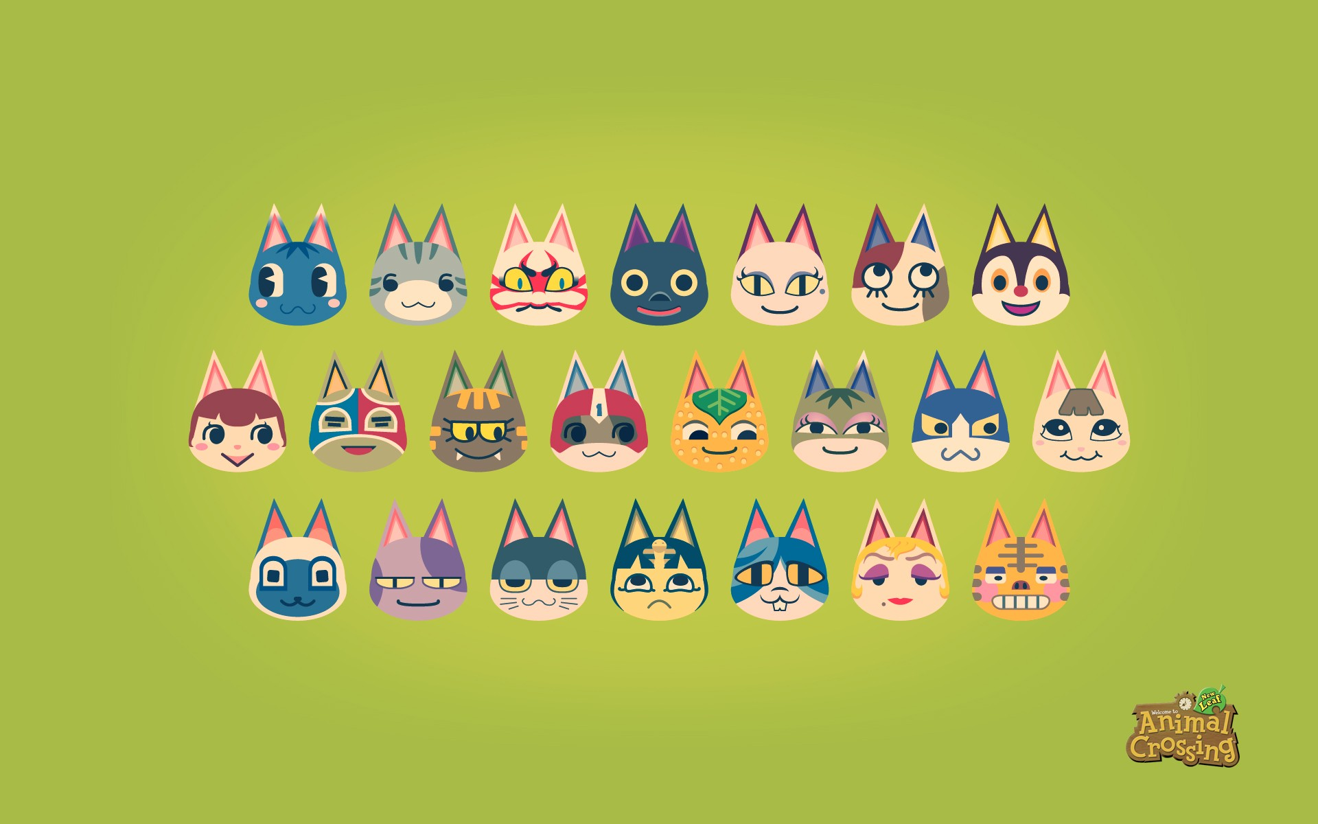 Animal Crossing Background ·① Download Free Cool High