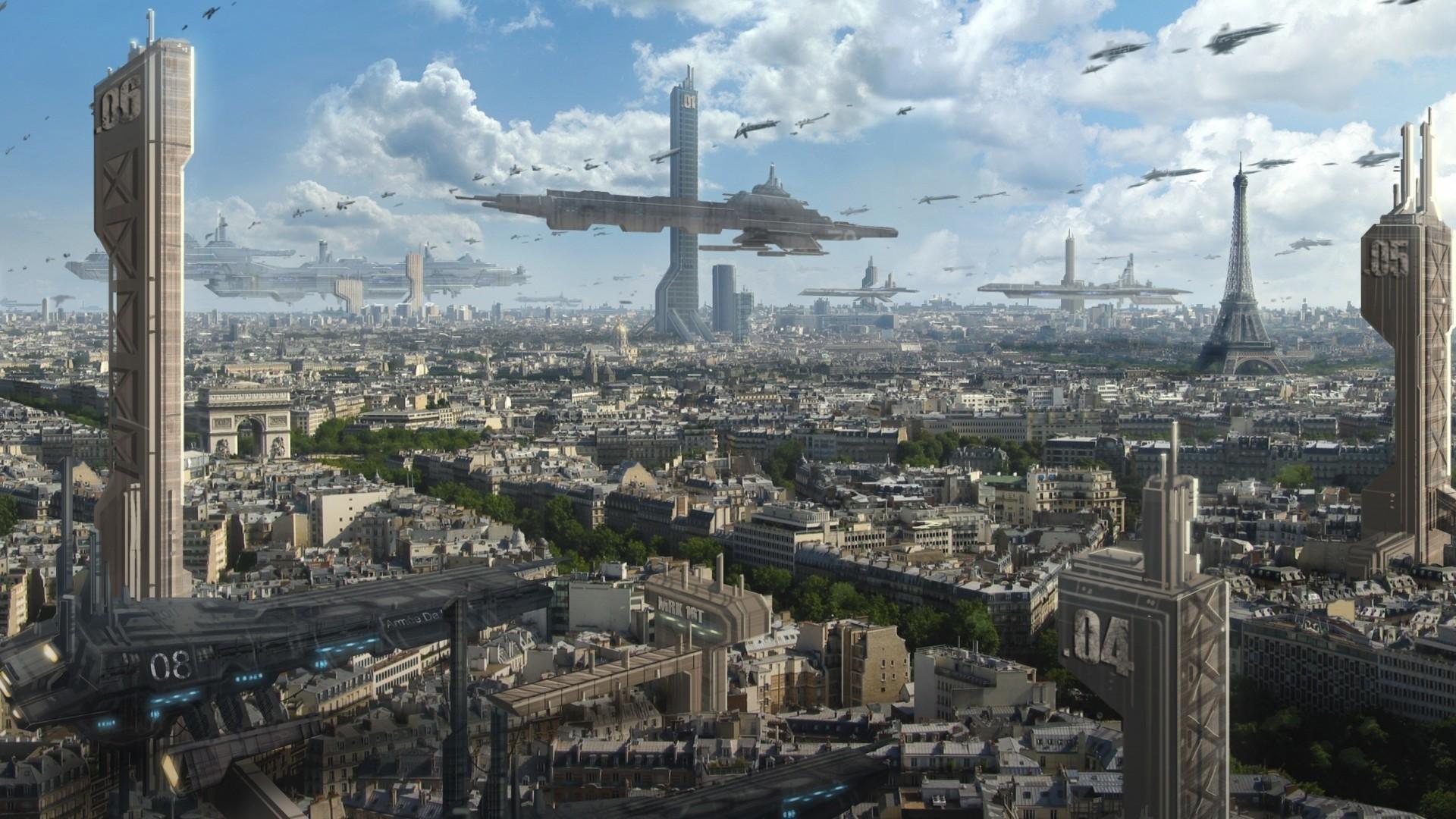 Future City Wallpapers ·① WallpaperTag