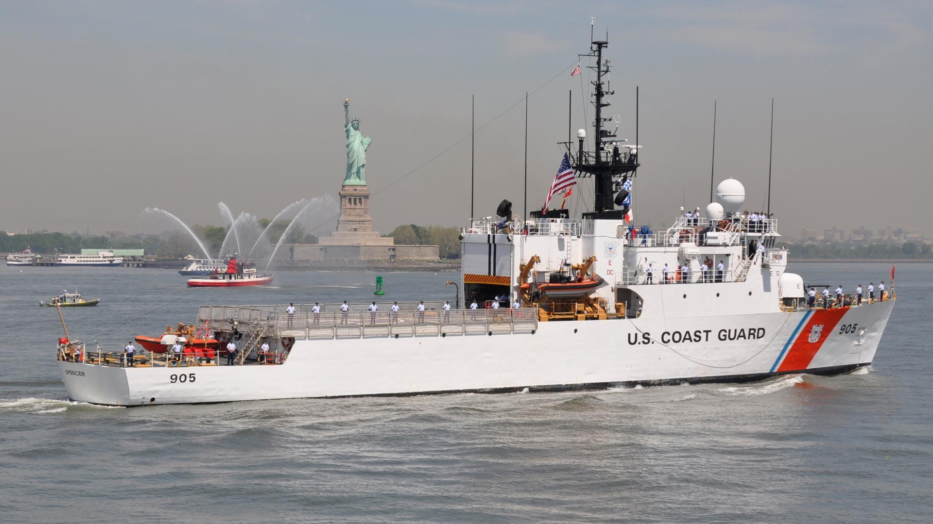 Us Coast Guard Wallpaper Wallpapertag