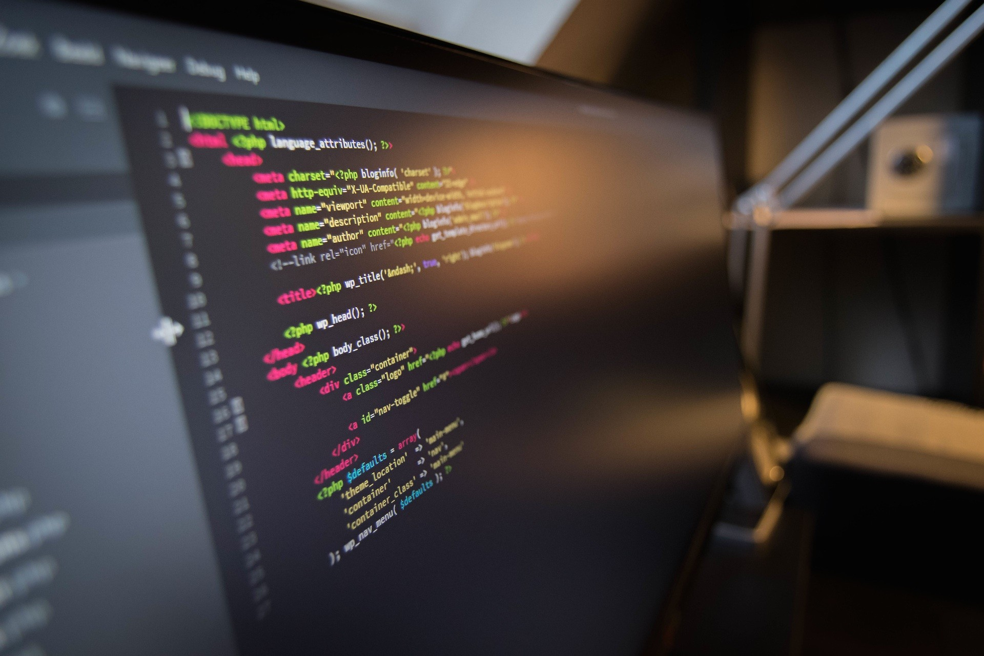 Coding Background 183 ① Download Free Stunning Full Hd