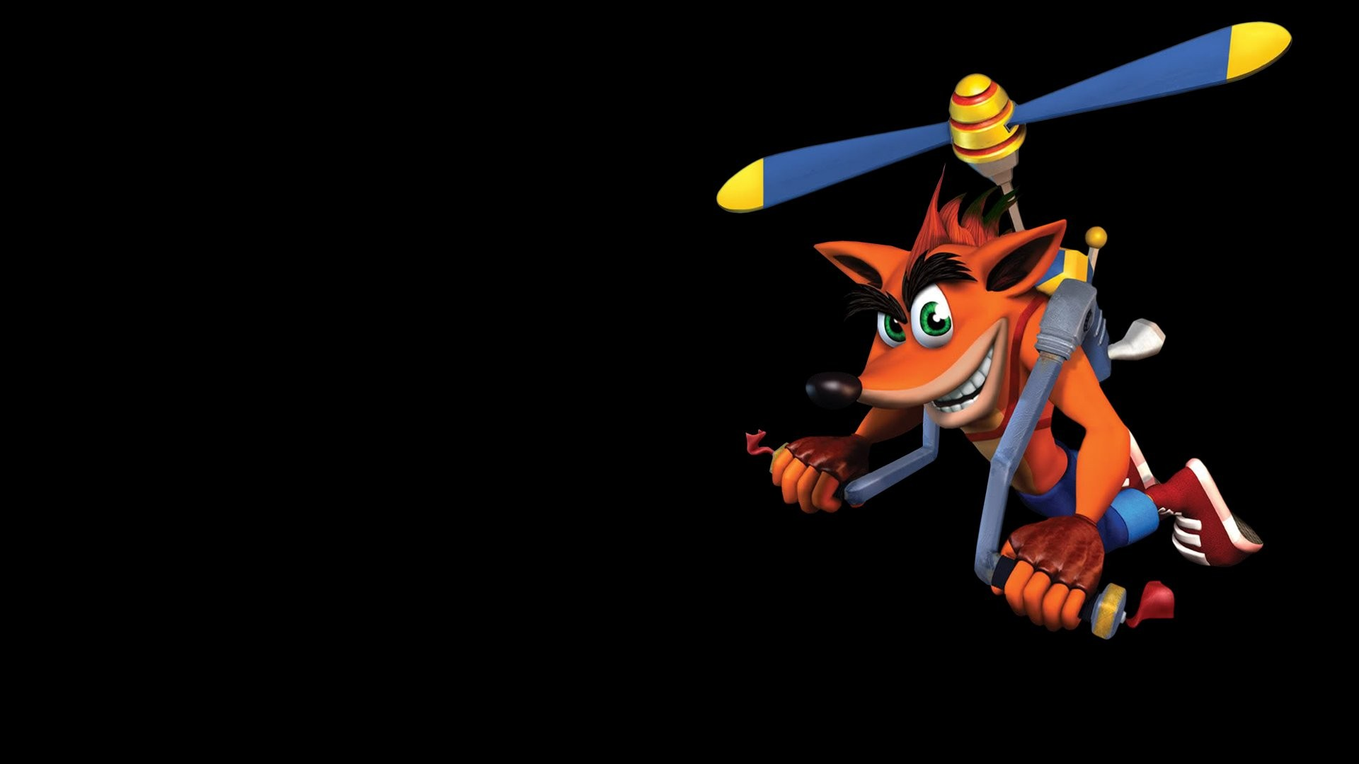 Crash Bandicoot Wallpaper ·① Download Free High Resolution