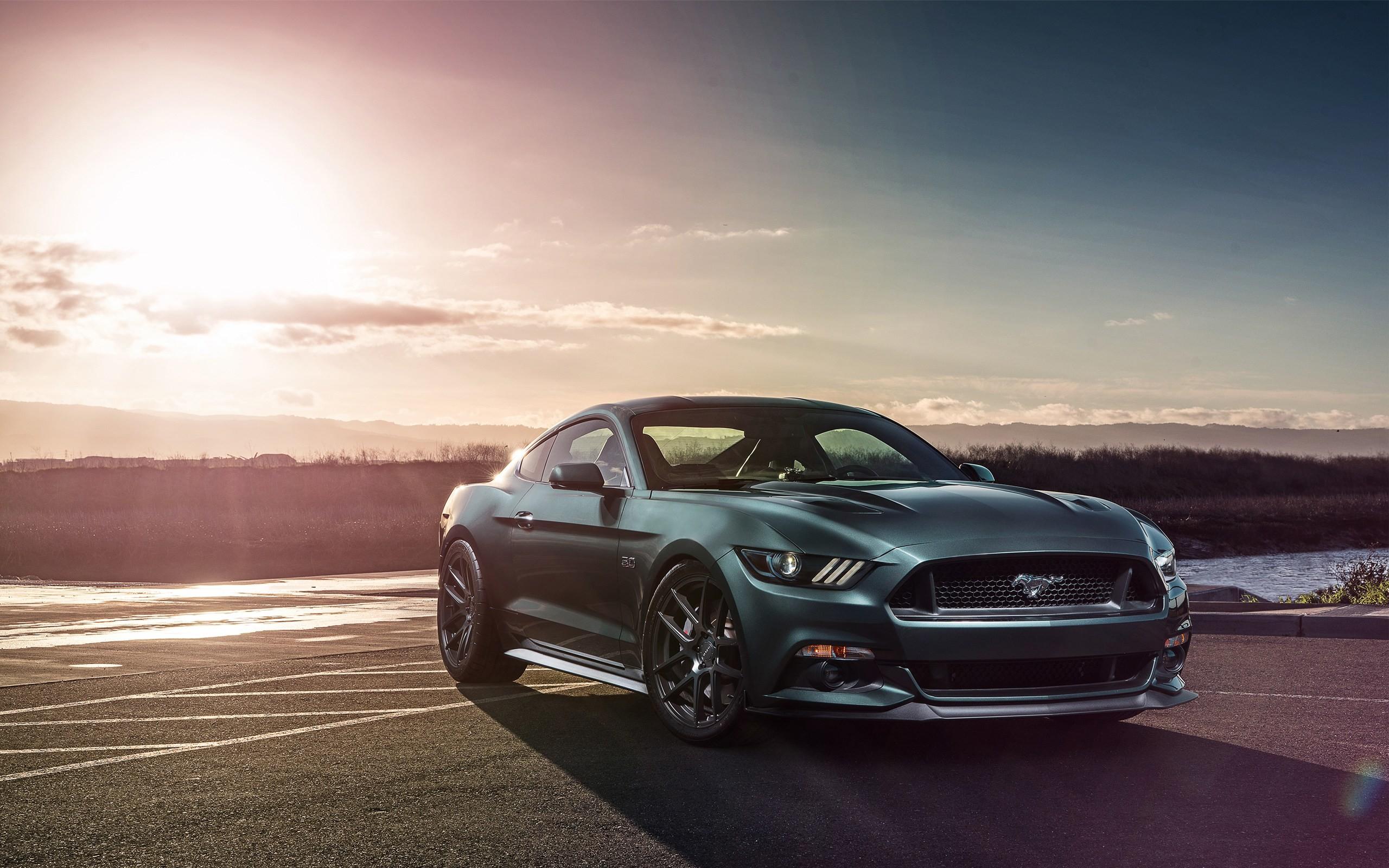 2018 Mustang Wallpaper >> 2018 Mustang Gt Wallpaper