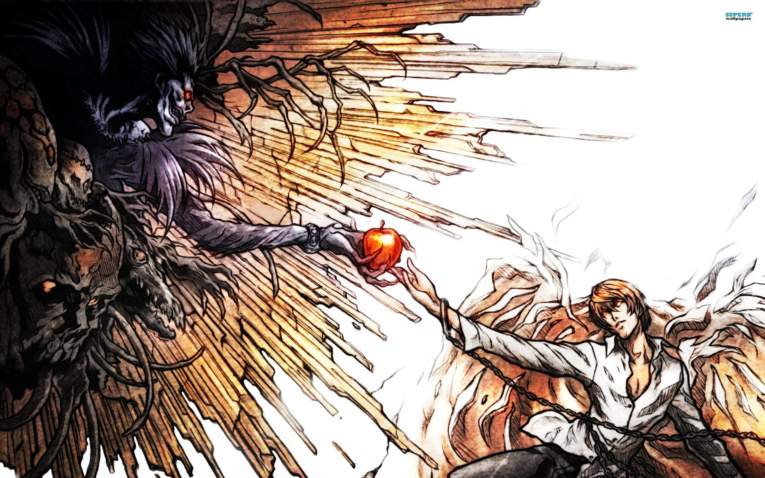 2560x1600 Death Note Wallpapers - Full HD wallpaper search