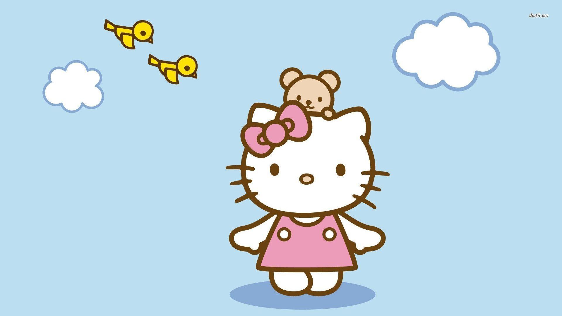 Hd Hello Kitty Wallpapers