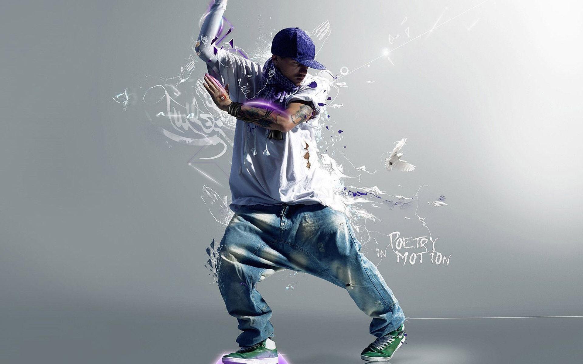 Hip Hop Dance Wallpaper ·①