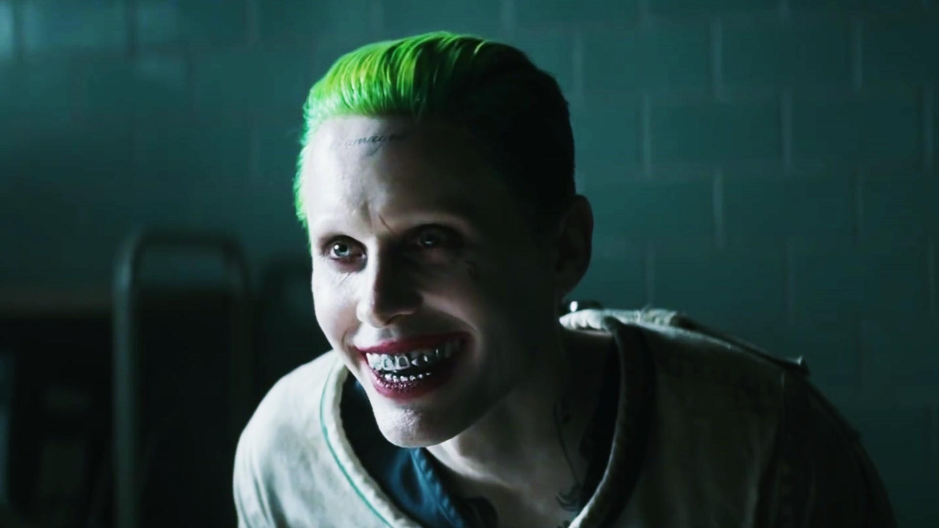 Joker Suicide Squad Wallpapers Wallpapertag