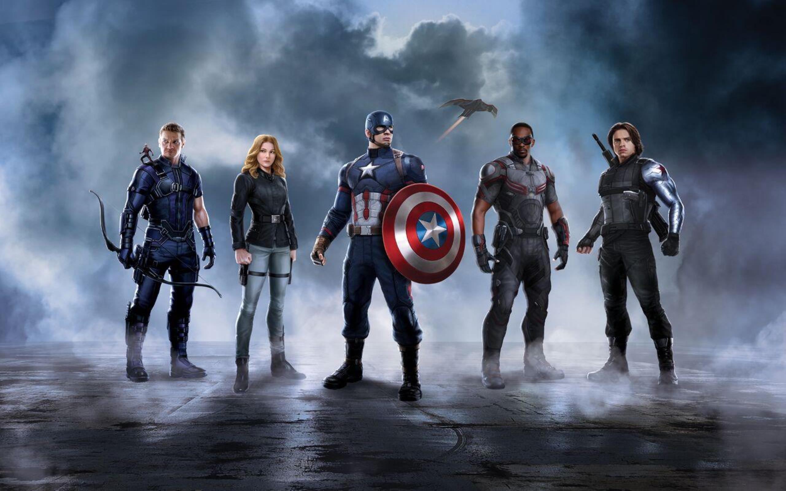 Captain America Civil War Wallpapers Wallpapertag