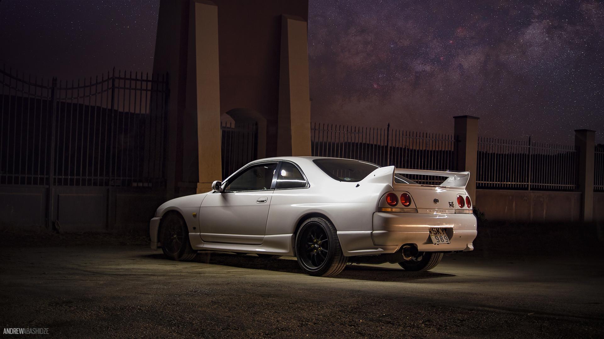 Exceptionnel 1920x1080 Nissan Skyline R33 GT R Wallpaper 1920x1080