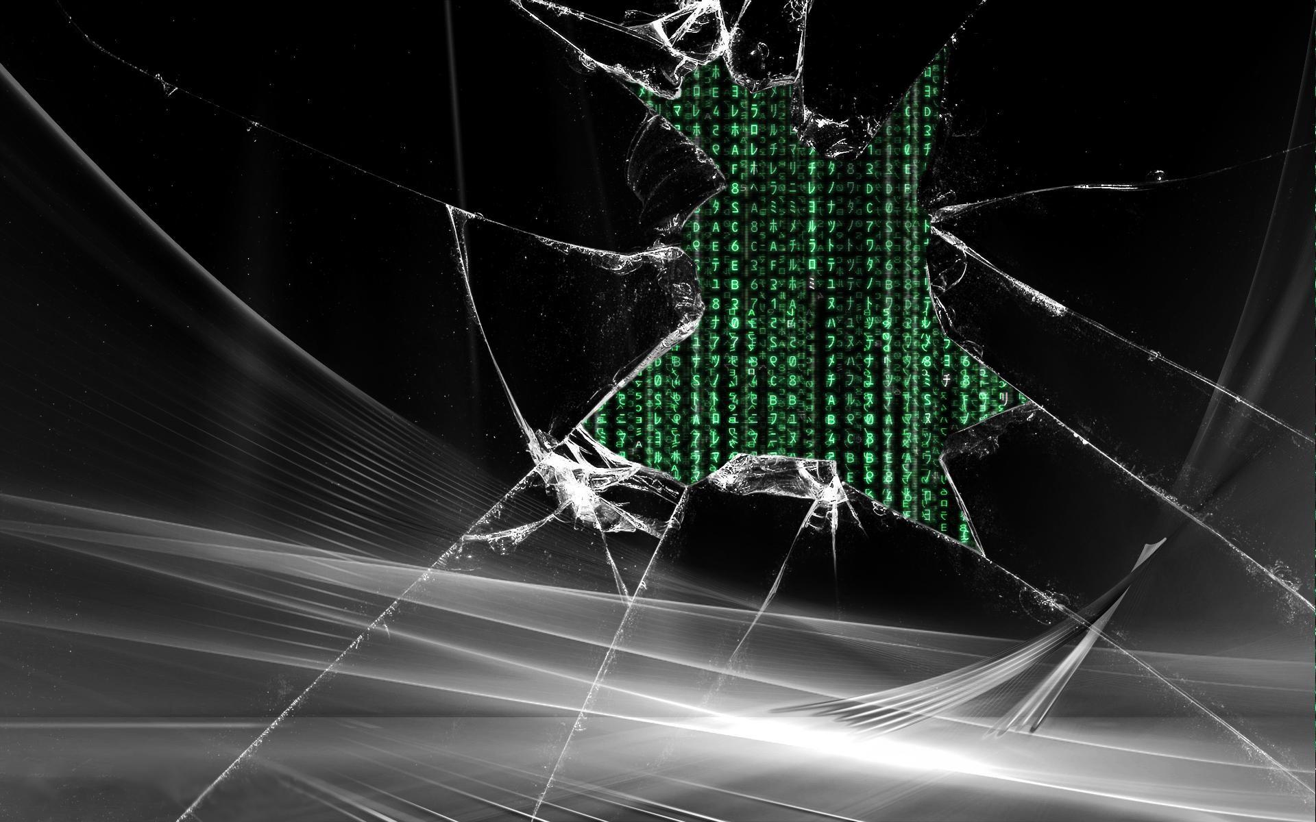 broken screen background 183��