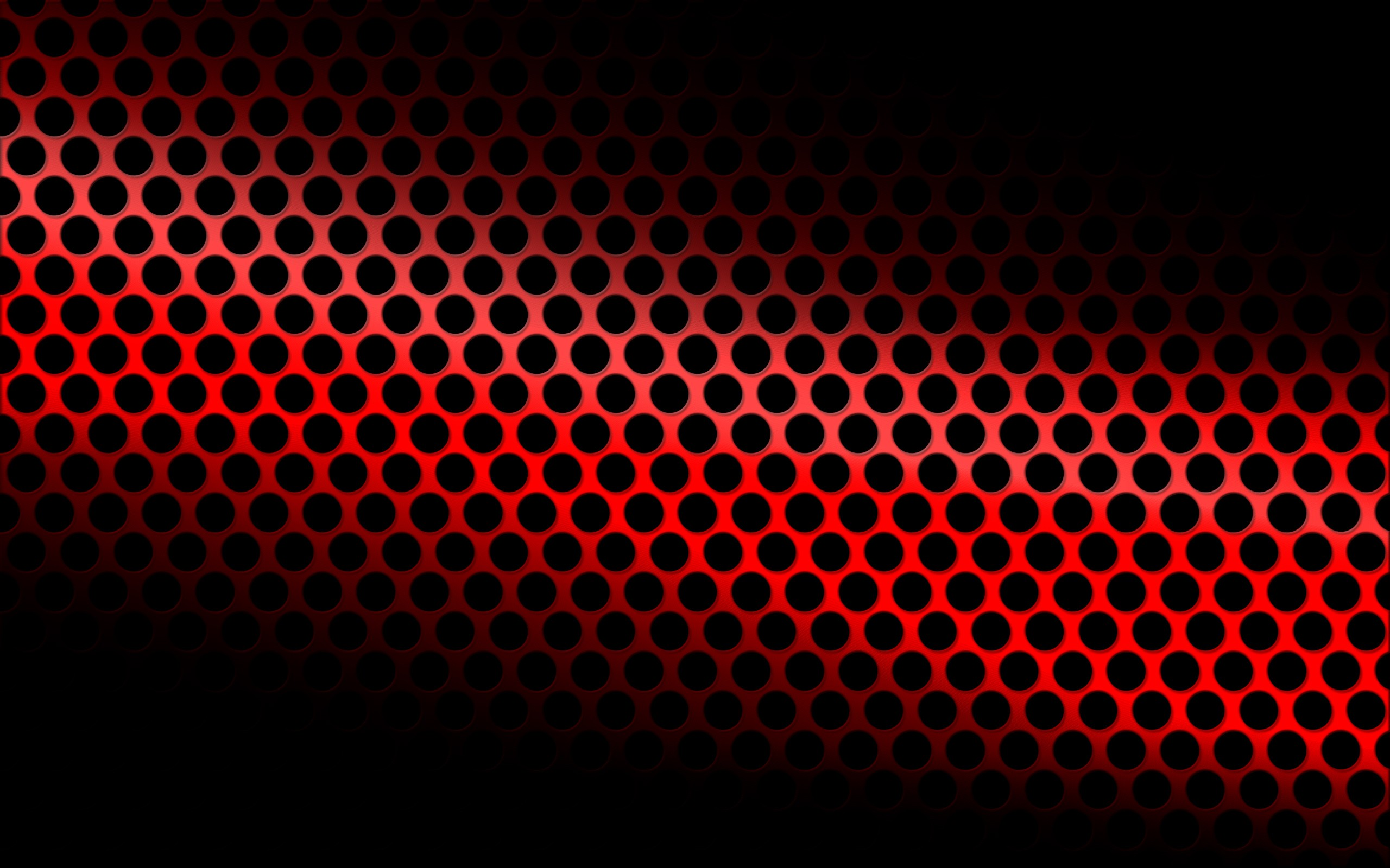 red and black - HD 2560×1600