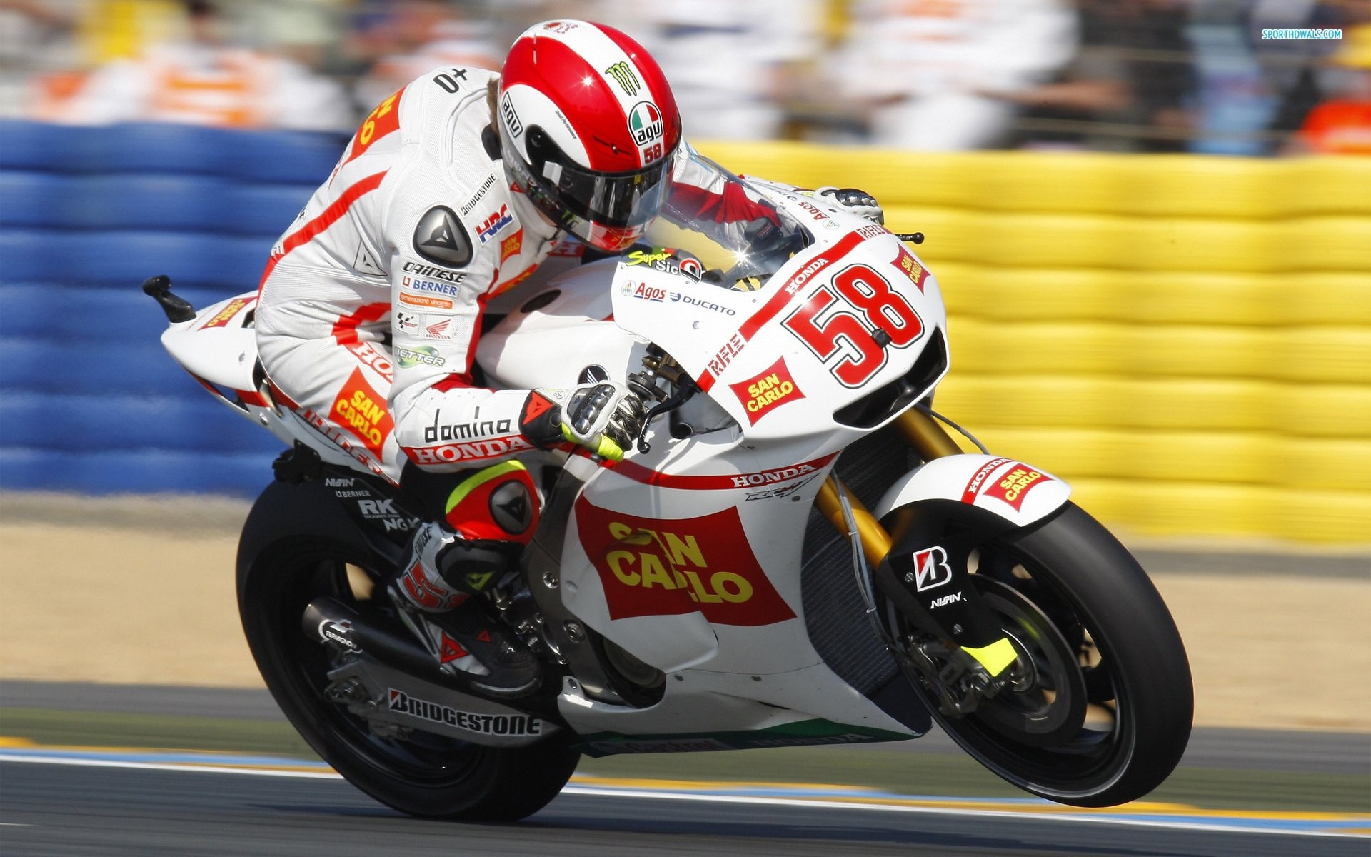 Honda Racing Moto Gp: Motogp Bikes Wallpaper ·①
