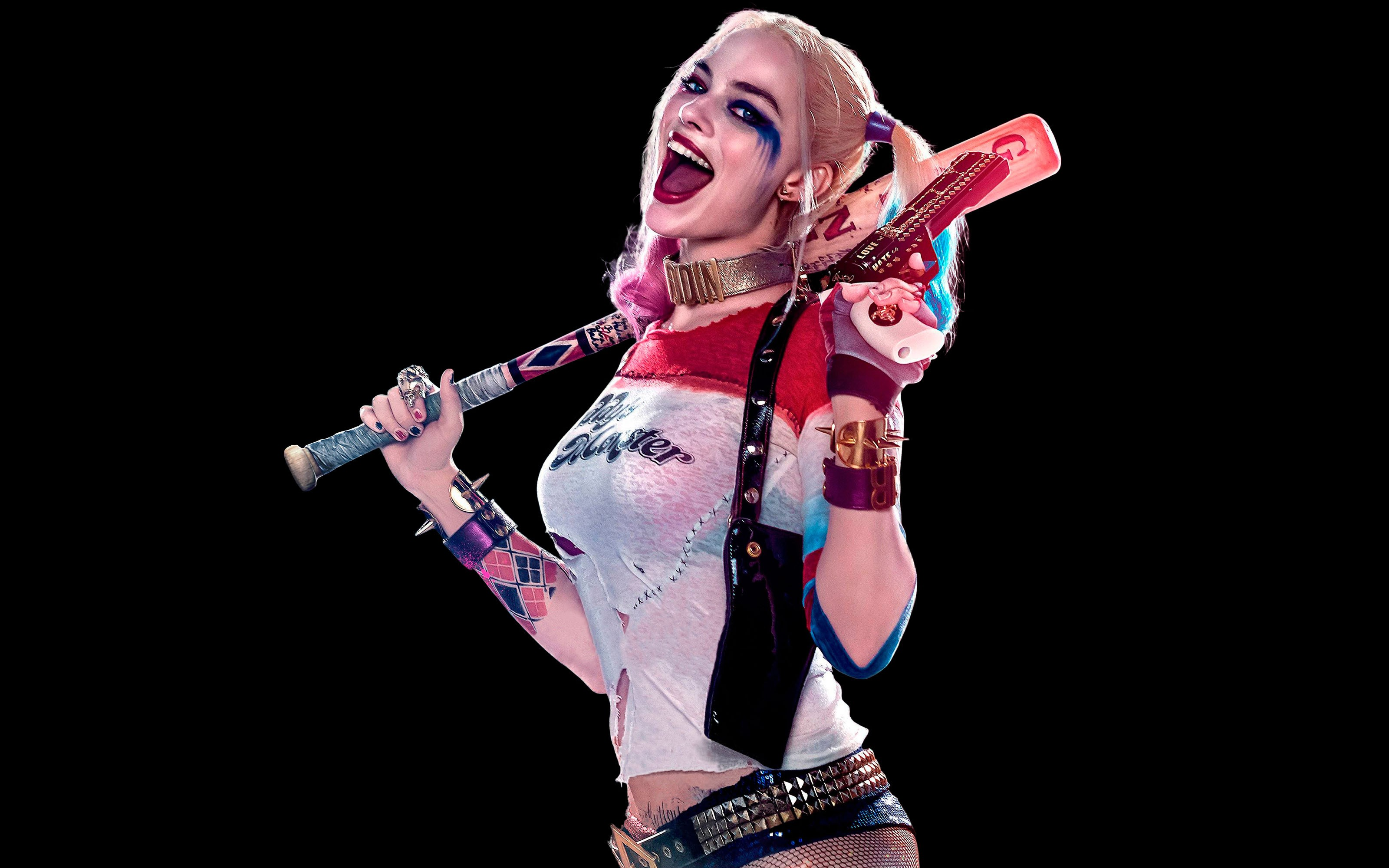 Margot Robbie Harley Quinn Wallpaper Download Free Cool