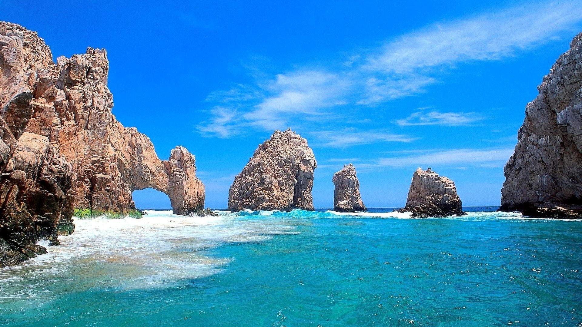 Beautiful ocean wallpaper for Foto de fond ecran