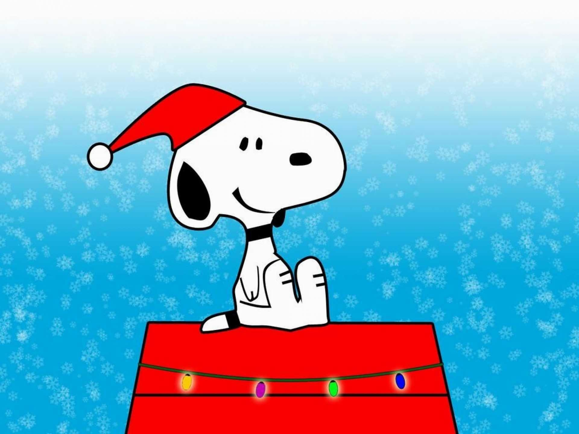 Charlie Brown Christmas Wallpaper Desktop