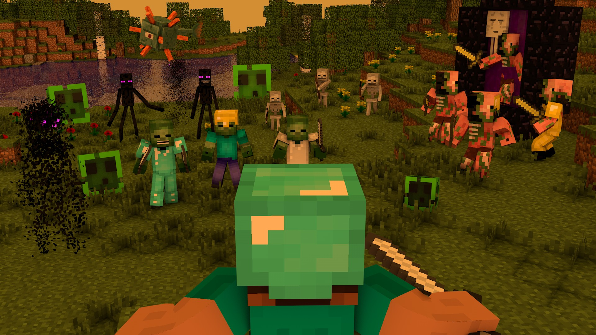 63 Minecraft Backgrounds 183 ① Download Free Stunning Full
