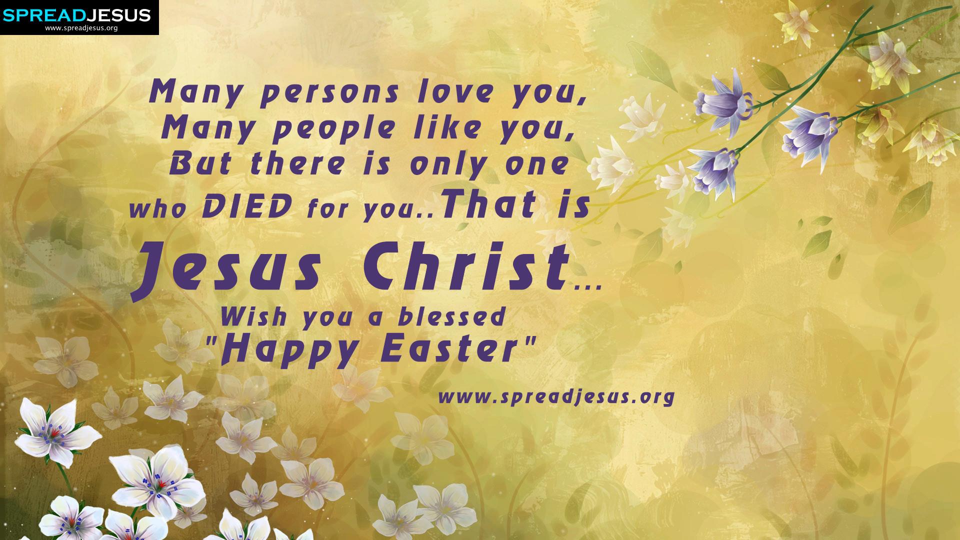 Christian Easter Wallpaper