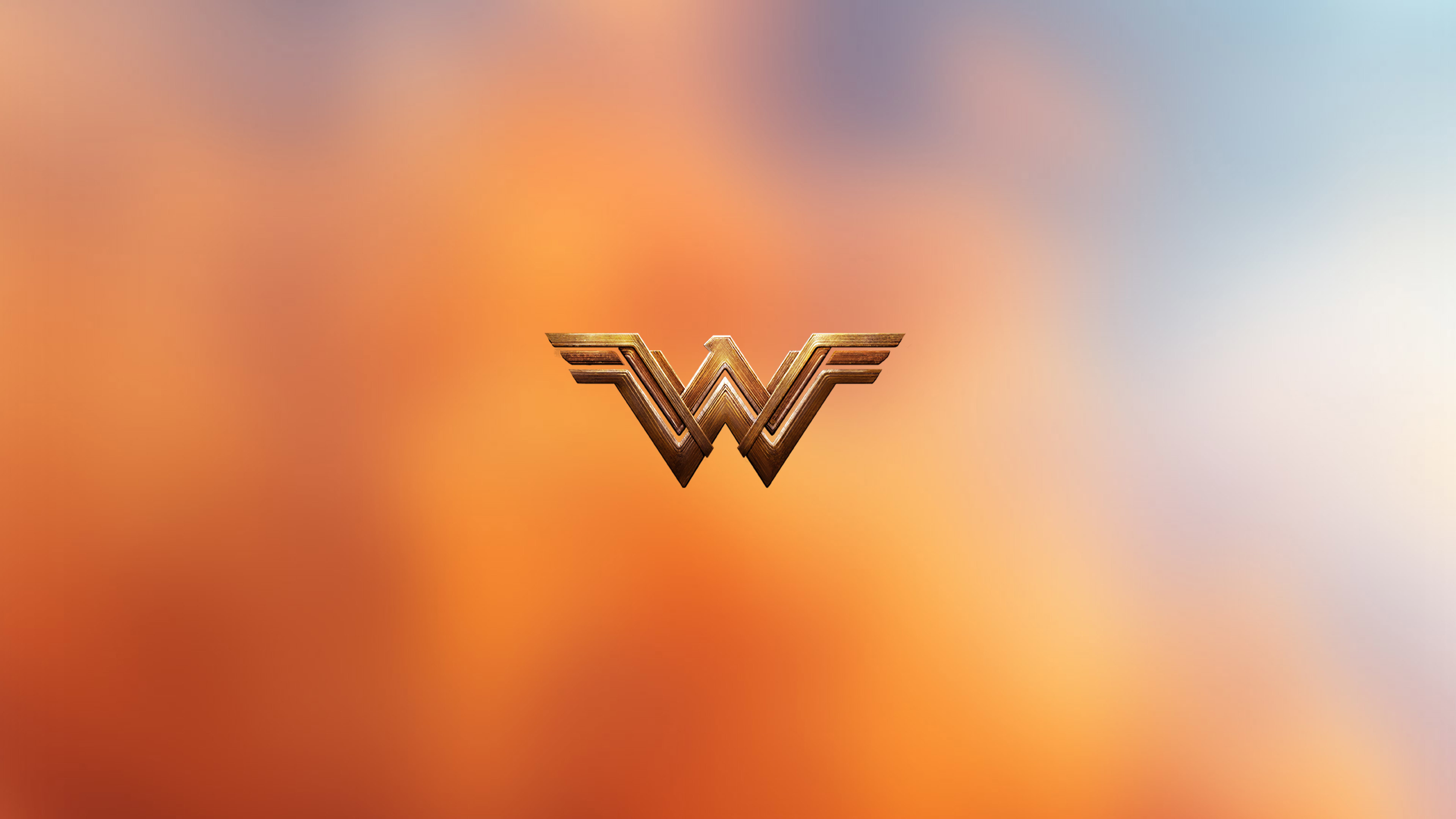 Wonder woman logo wallpaper 3840x2160 wonder woman logo 4k 2048x1152 resolution pronofoot35fo Image collections