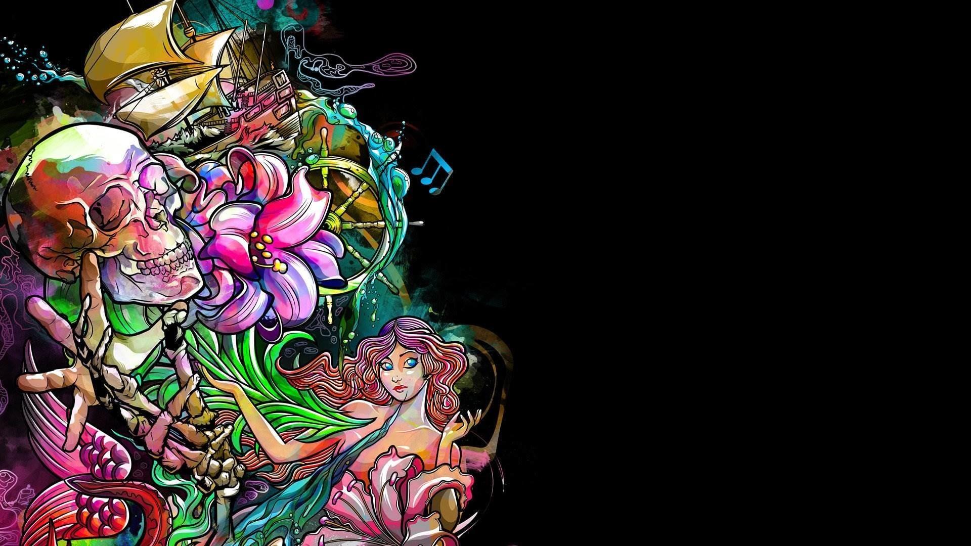 Joker Tattoo Wallpaper Hd Best Tattoo Ideas