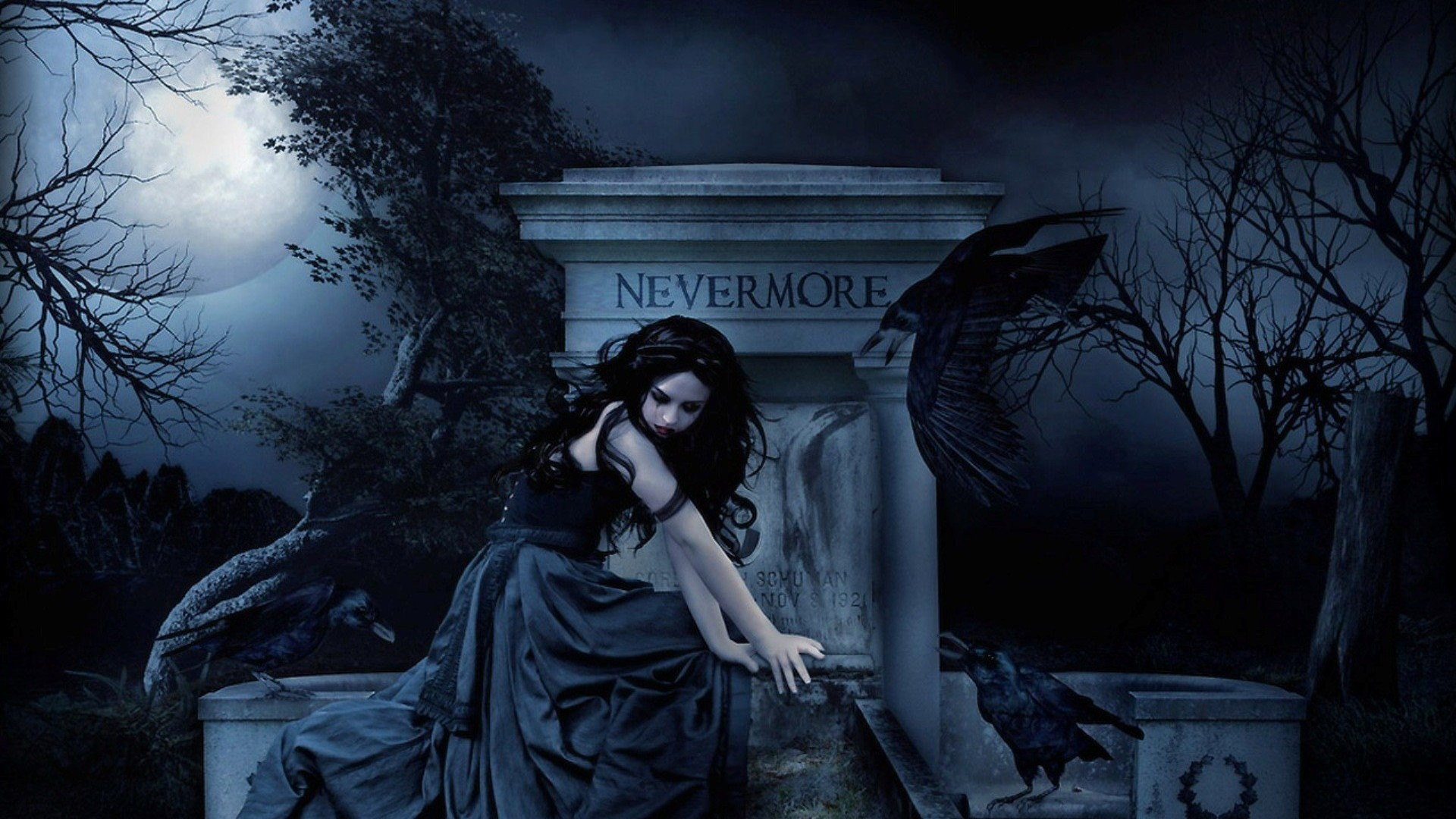 Gothic wallpapers download