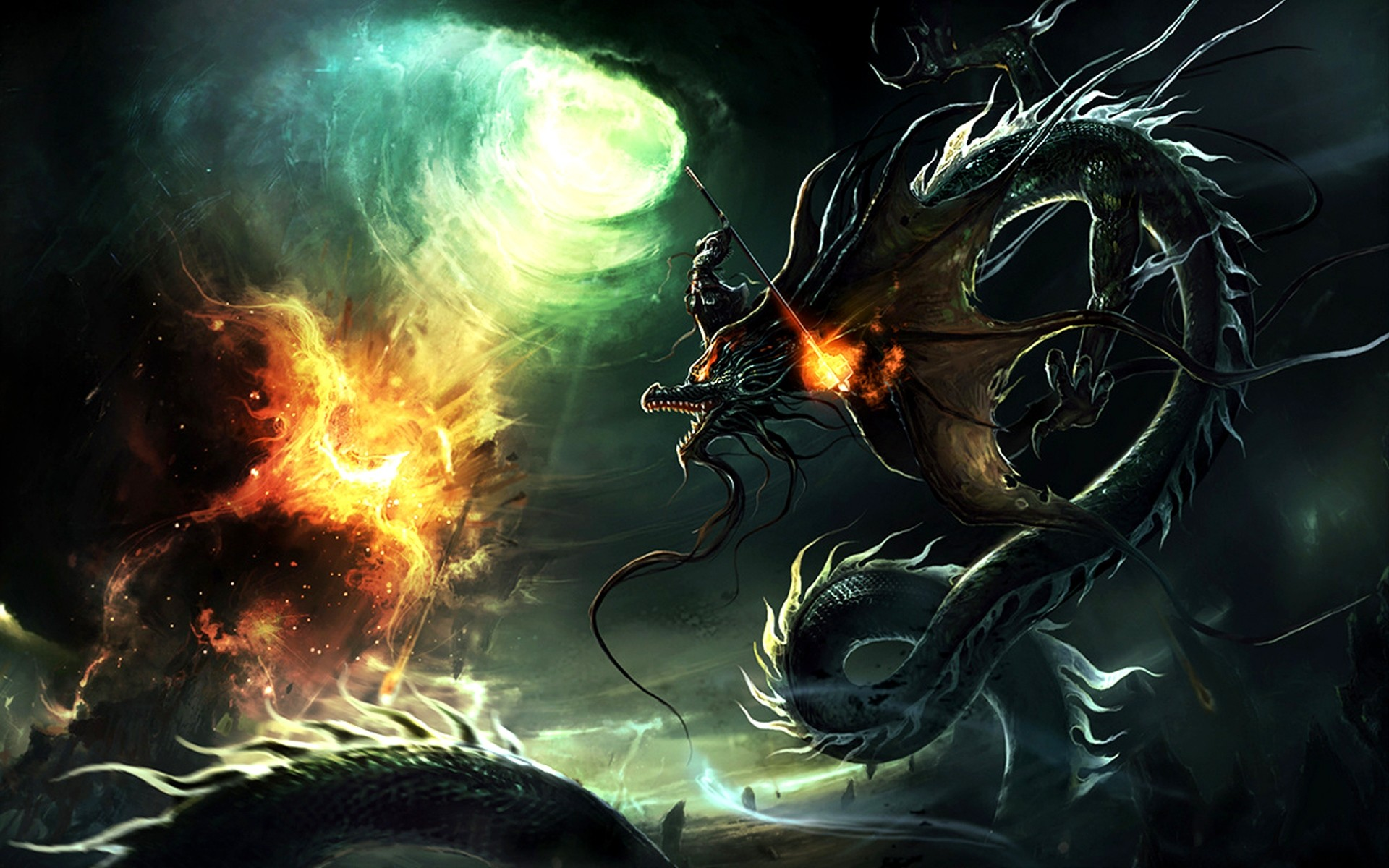 Epic dragon wallpaper backgrounds for epic dragon desktop background www 8backgrounds com voltagebd Images