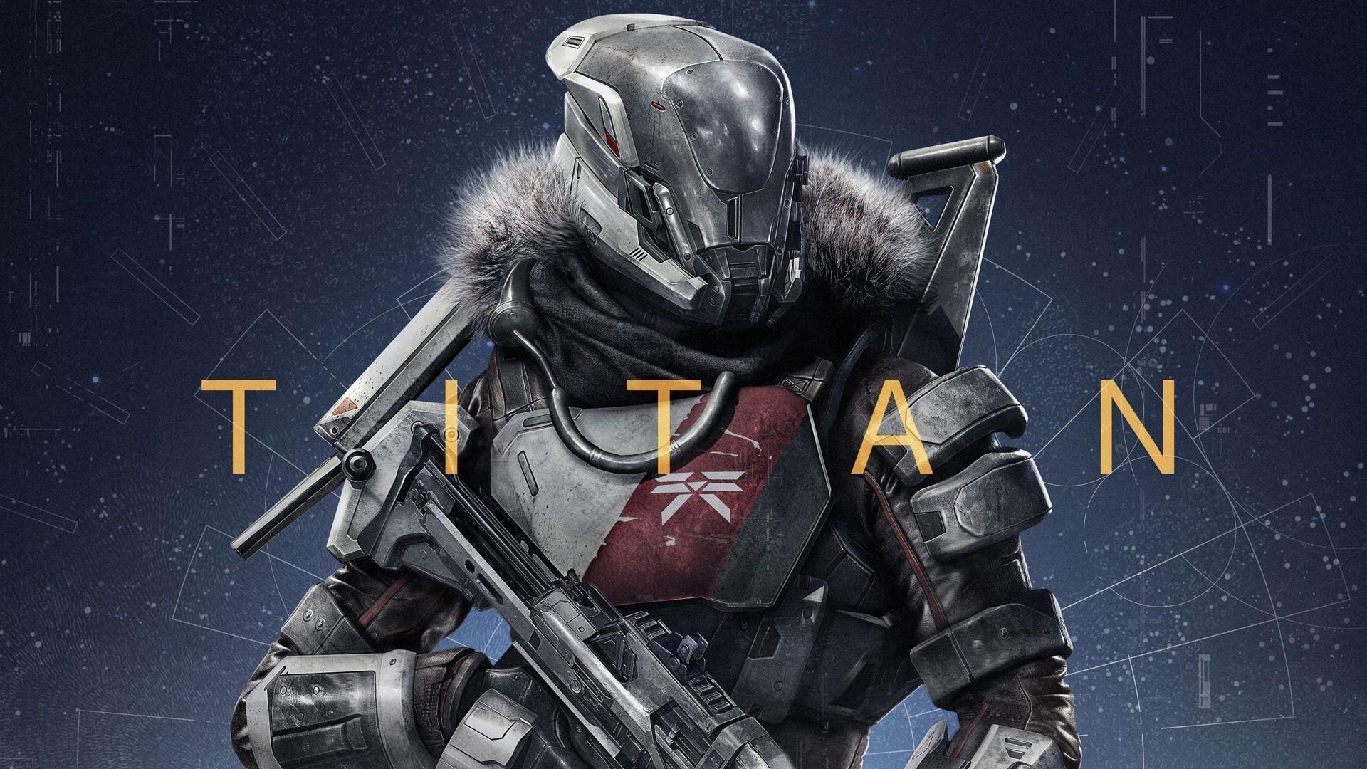 Destiny Titan Wallpaper Download Free Amazing High Resolution