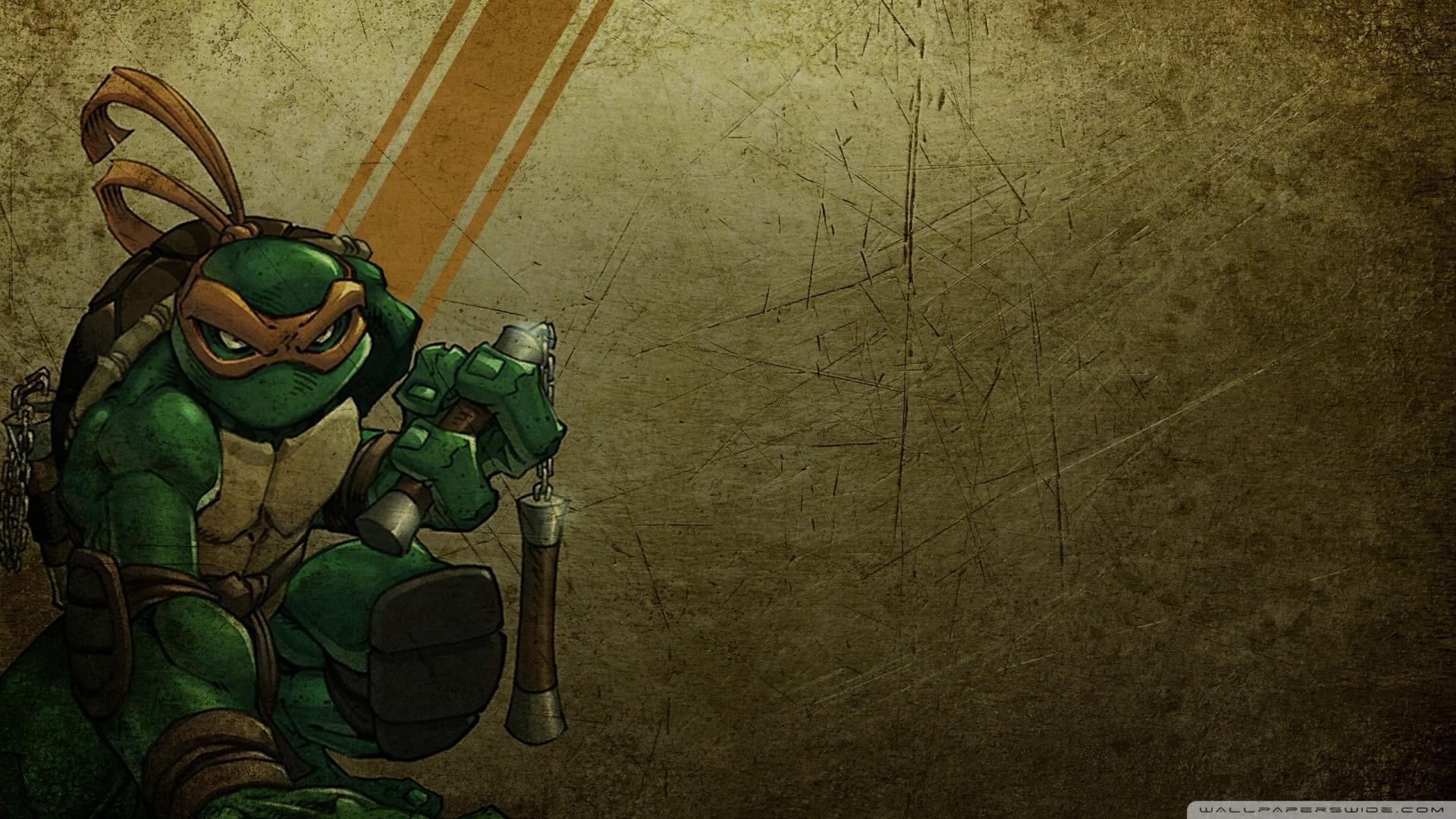 Teenage Mutant Ninja Turtles Wallpapers Wallpapertag
