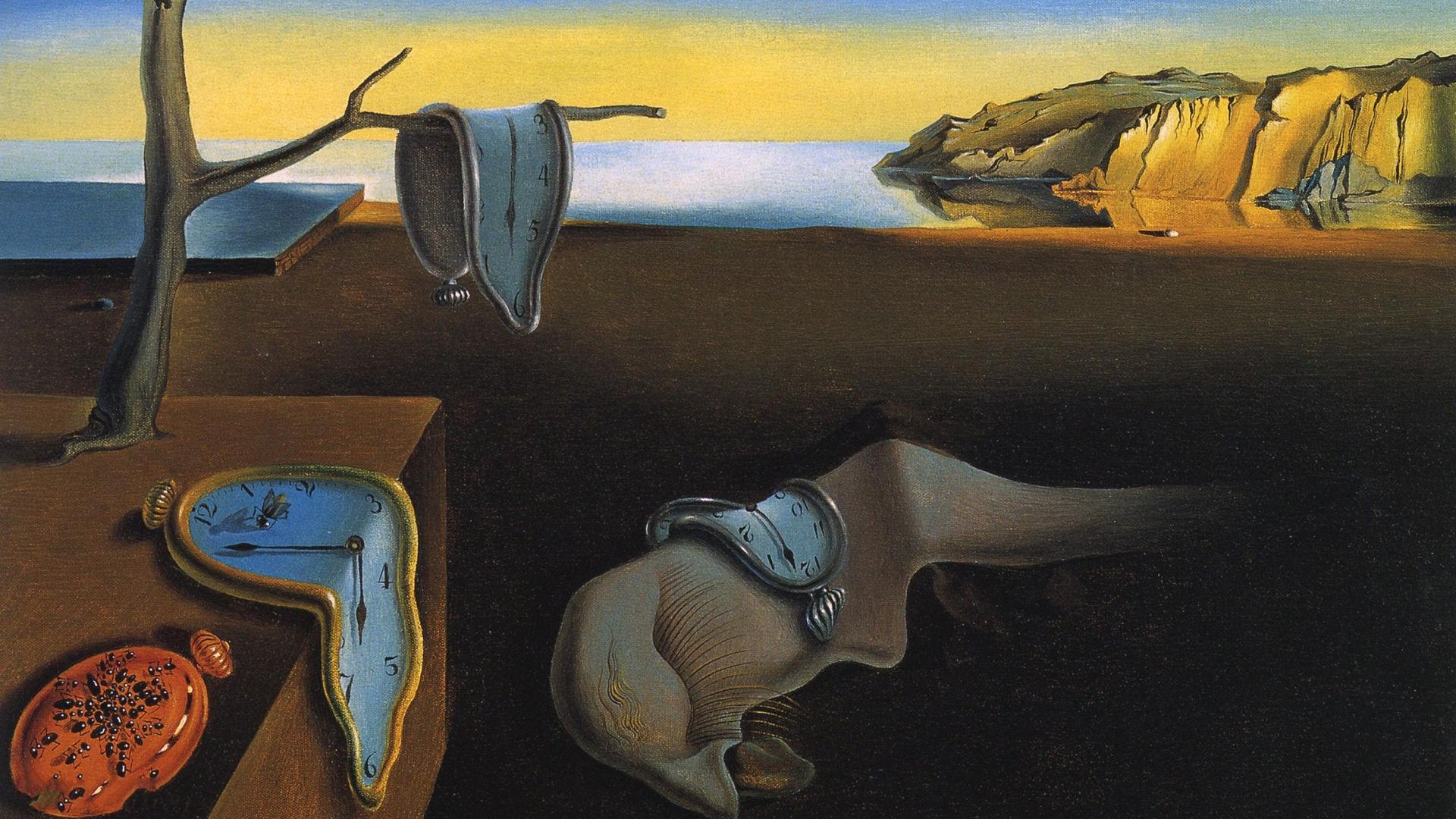 Salvador Dali Desktop Wallpaper ·① WallpaperTag