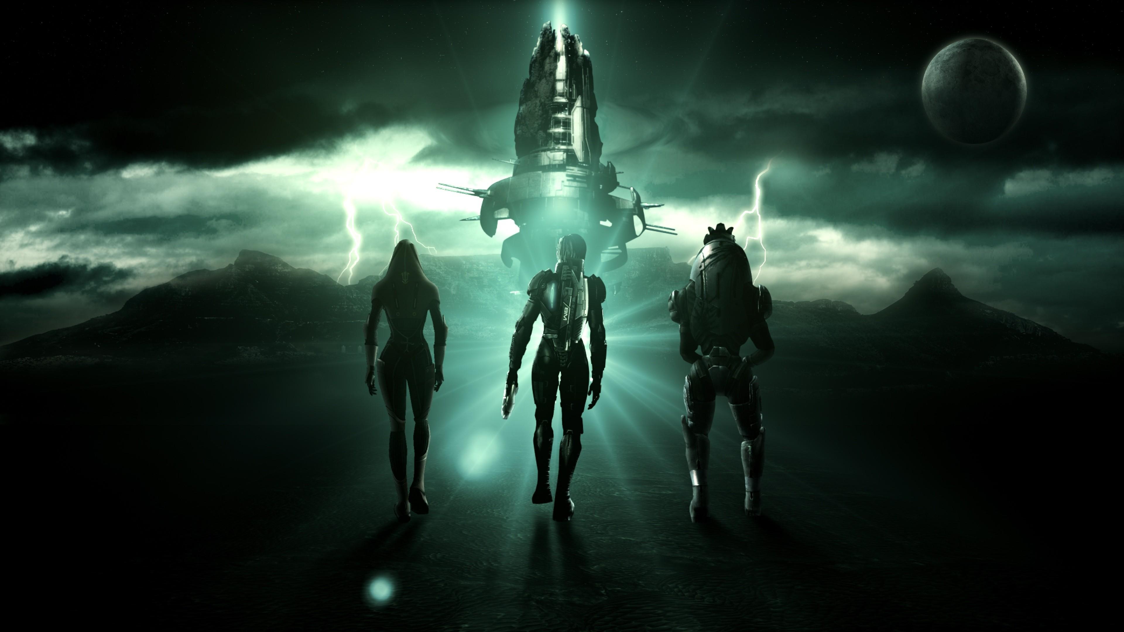 48 Mass Effect Wallpapers Download Free Beautiful