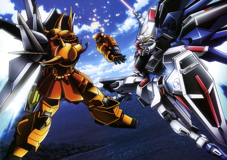 Destiny Gundam Wallpaper ·① WallpaperTag
