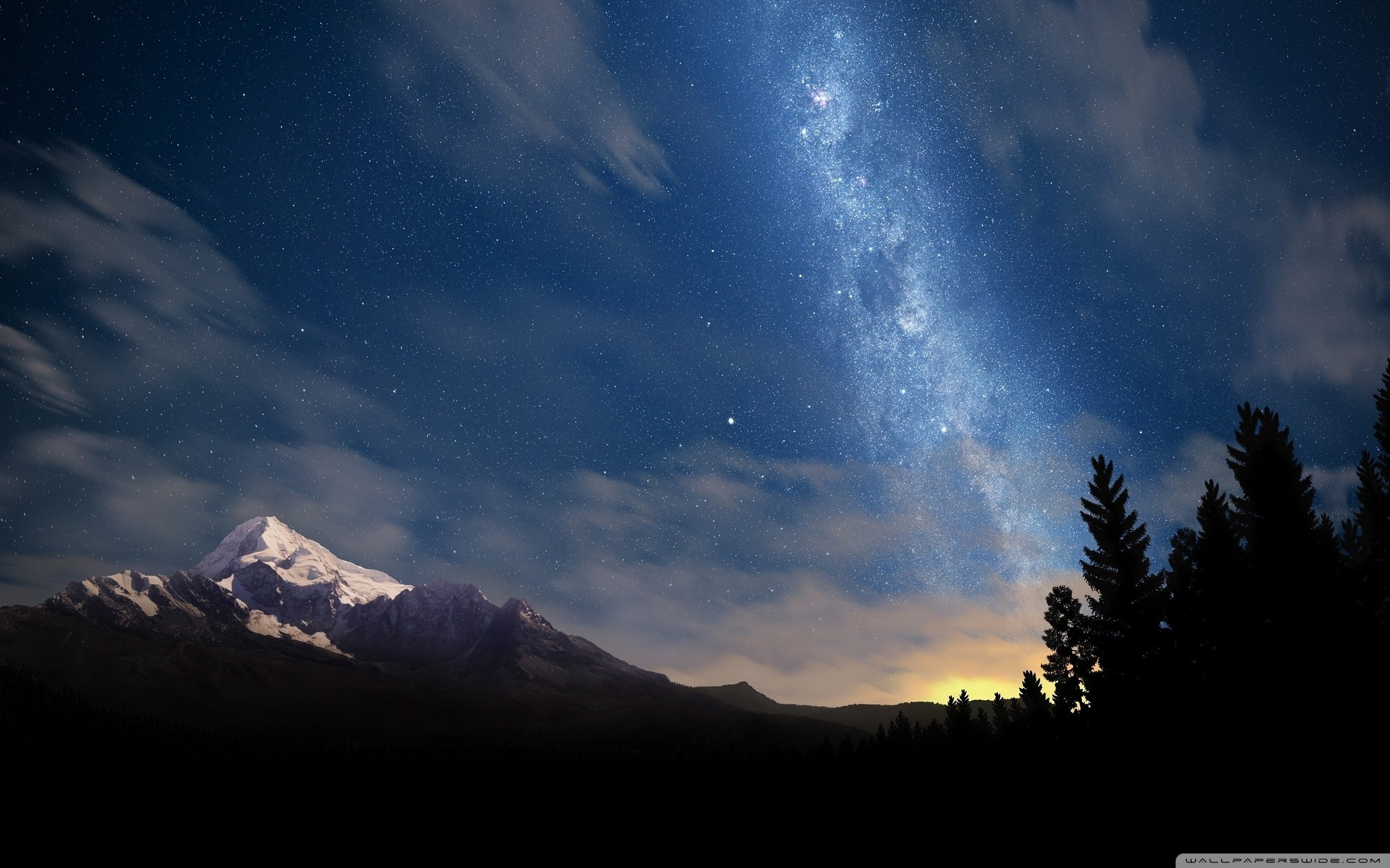 Starry Night Wallpapers ·① WallpaperTag
