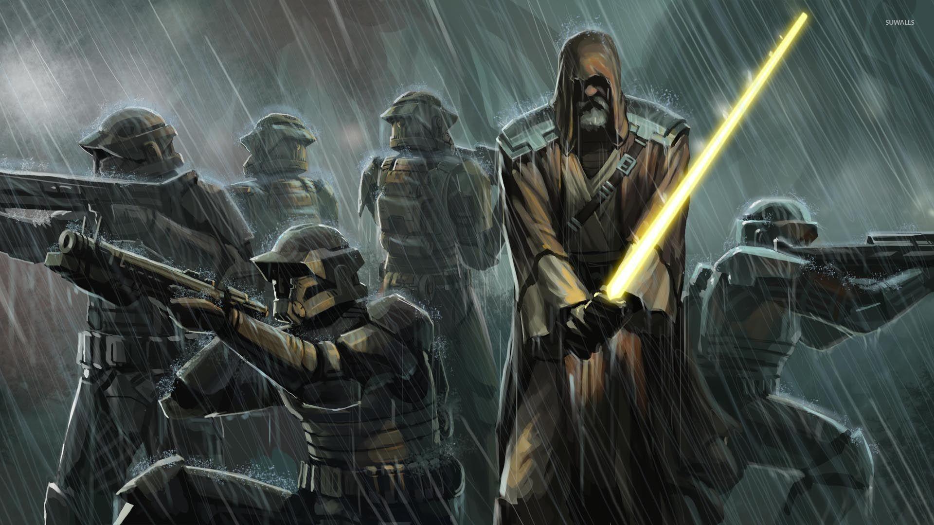 Star Wars Clone Trooper Video Games Star Wars Republic