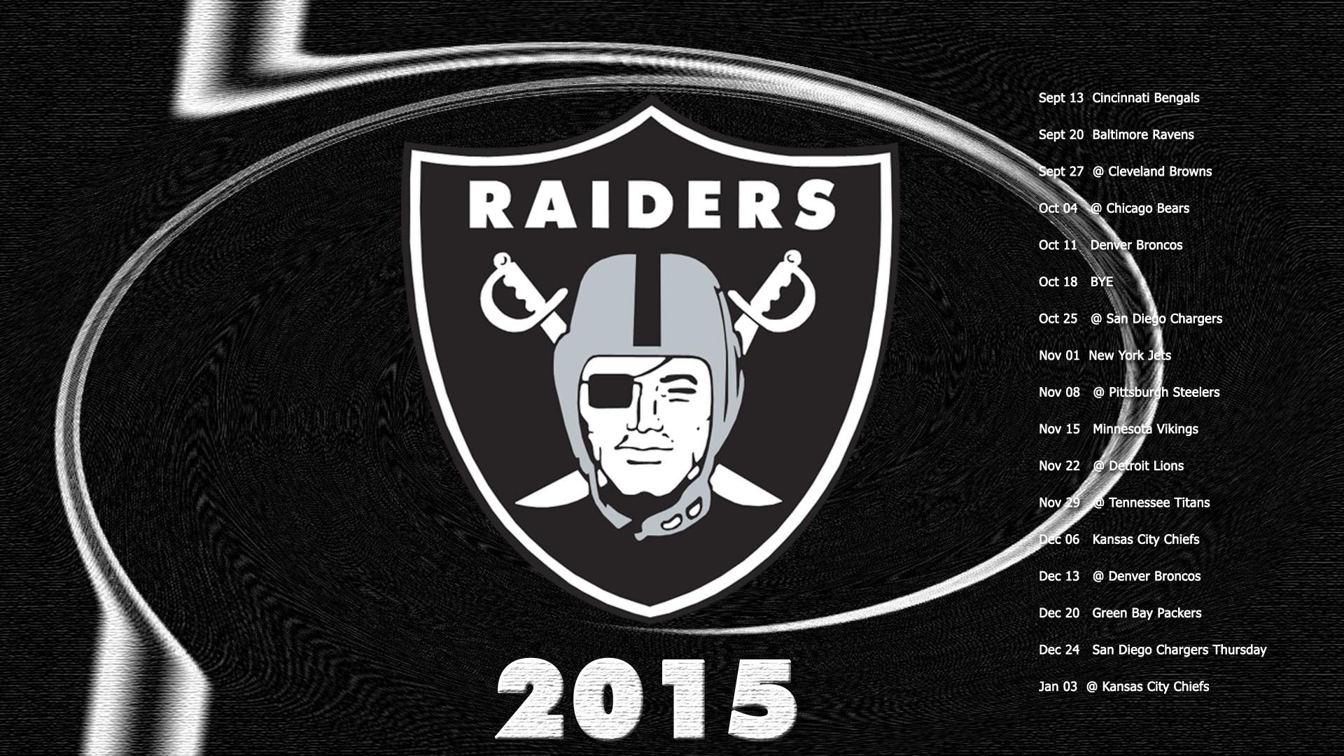 Raiders ...