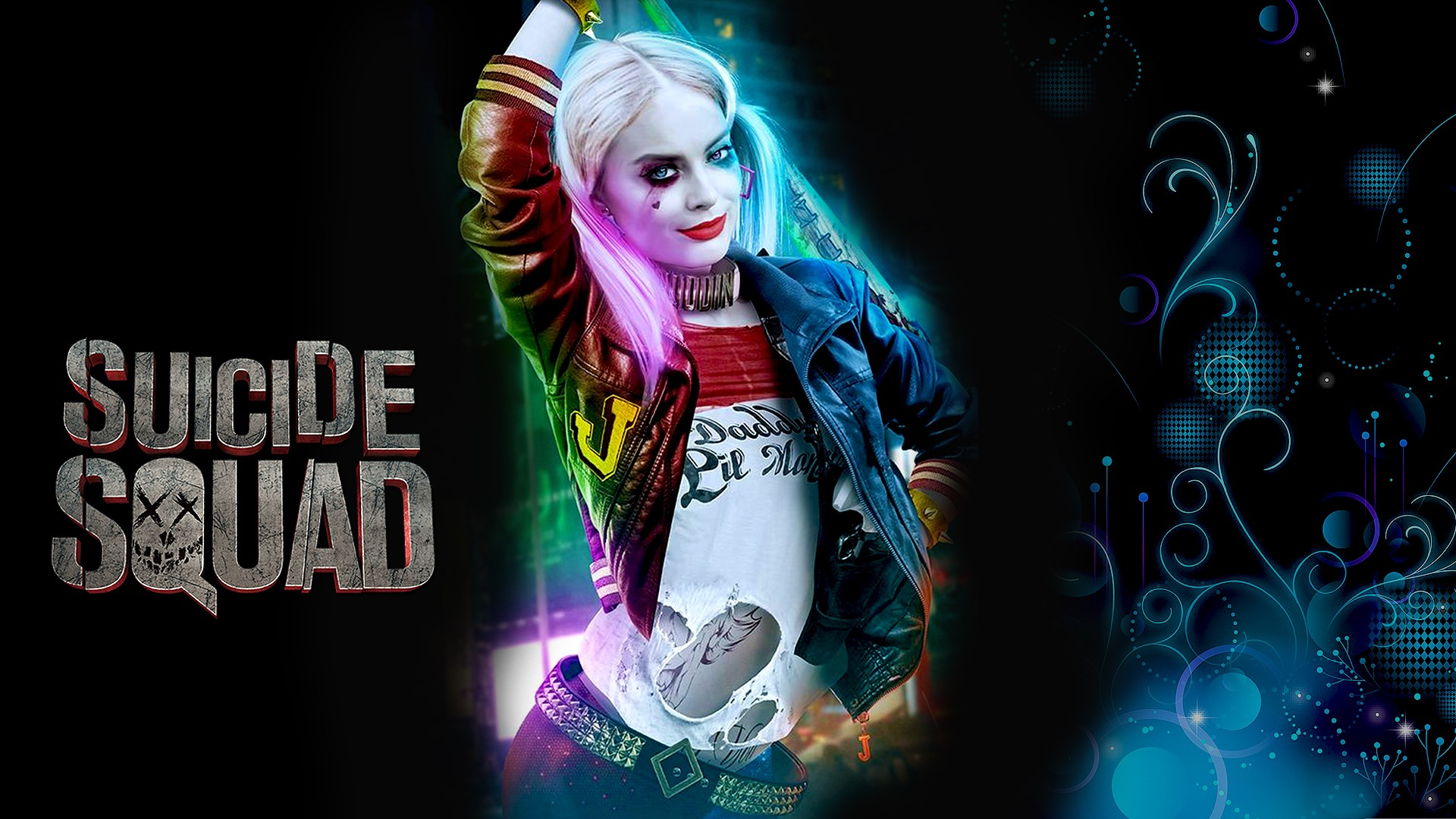 Margot Robbie <b>Harley Quinn wallpaper</b> ·① <b>Download free</b> cool ...