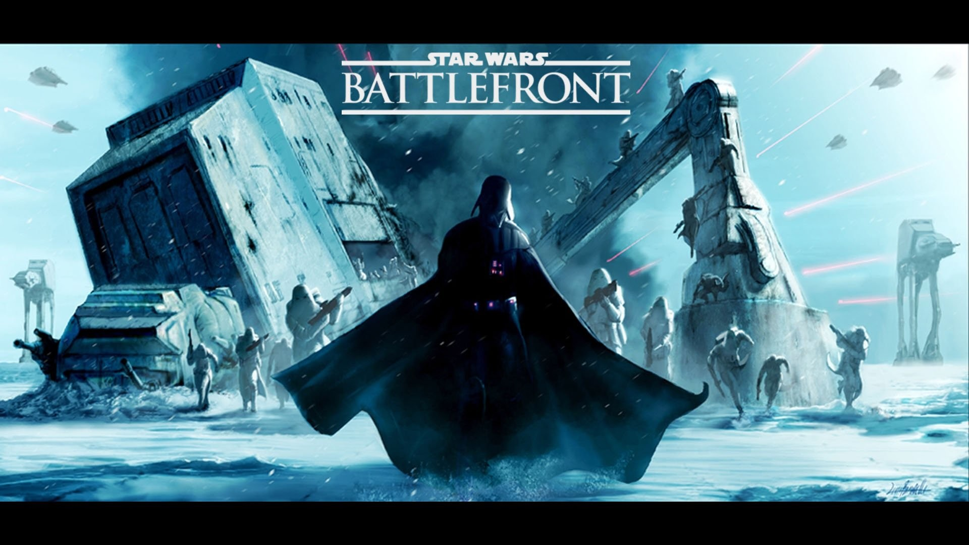 Star Wars Battlefront Wallpapers Wallpapertag