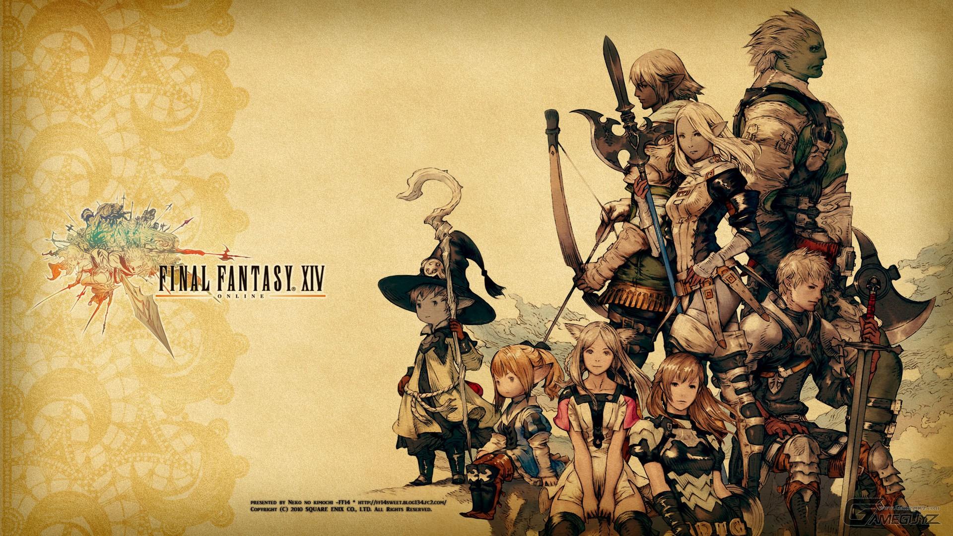 Final Fantasy Xiv Wallpaper Download Free Amazing Full Hd