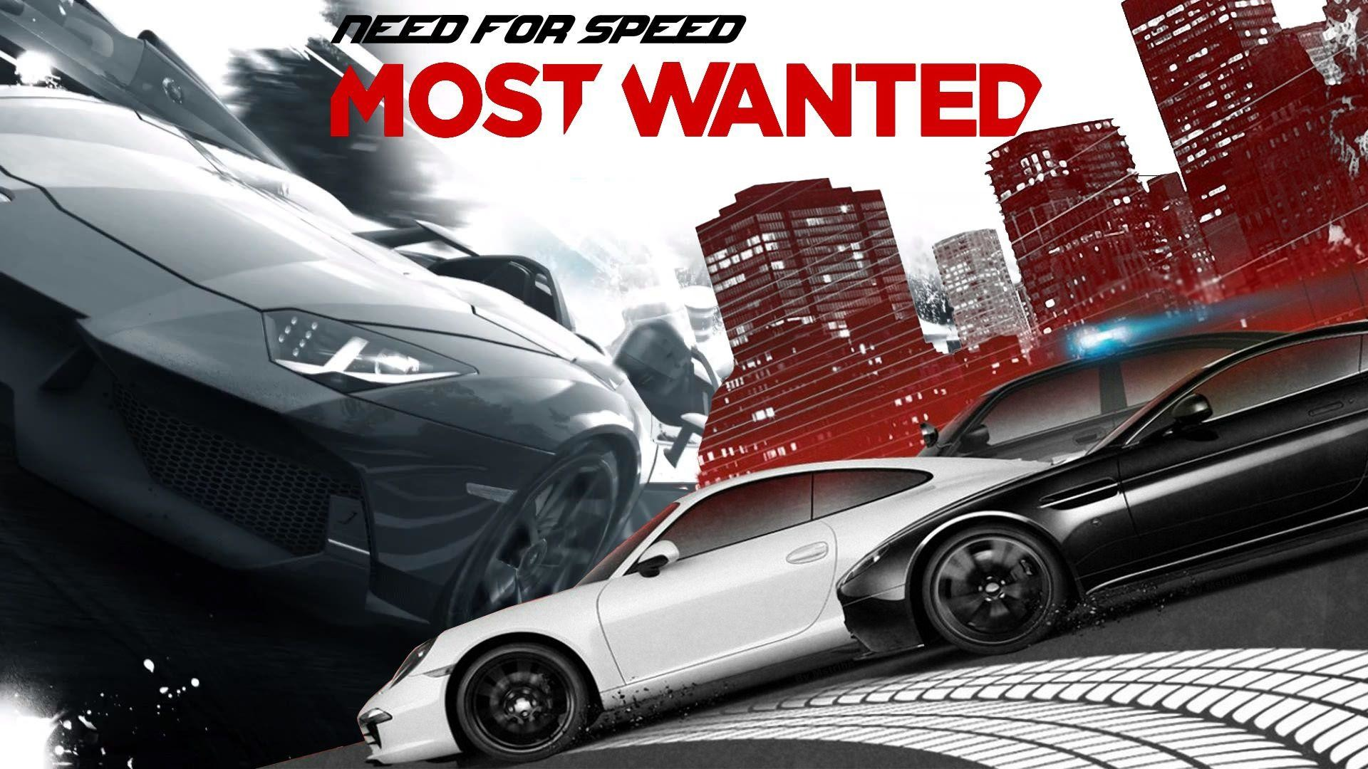 Need For Speed Most Wanted Cars Wallpapers Wallpapertag