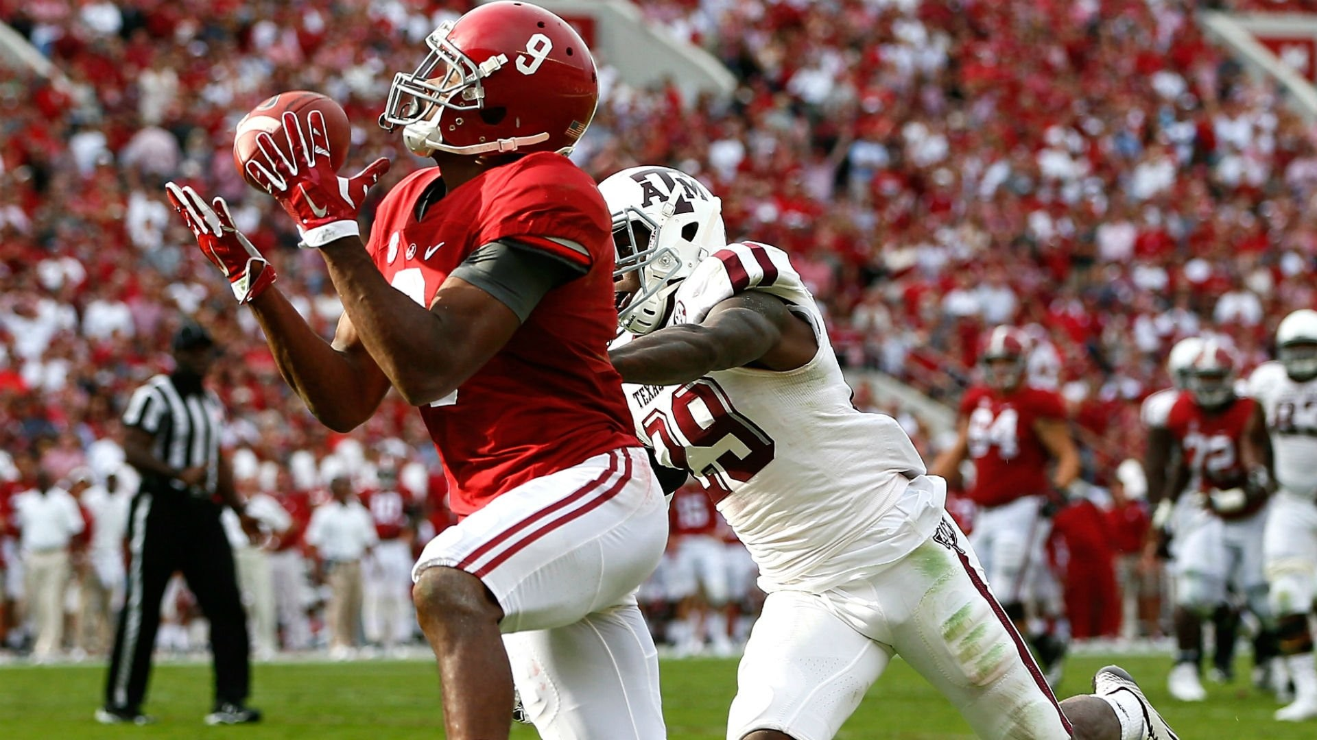 Alabama has had 28 head coaches since organized football began in 1892 Adopting the nickname Crimson Tide after the 1907 season the team has played more than