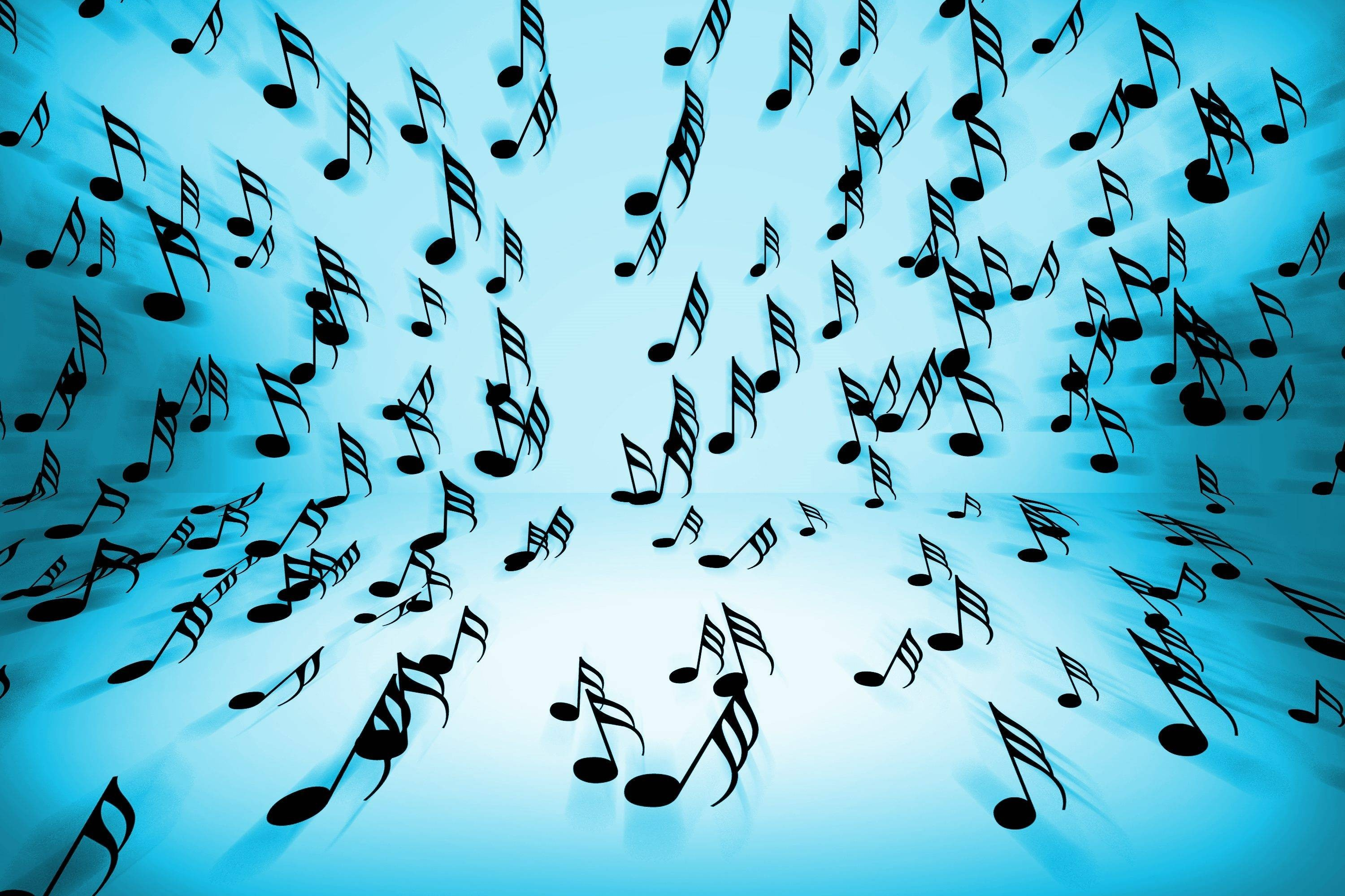 Music Note Backgrounds: Music Notes Background ·① Download Free Awesome HD