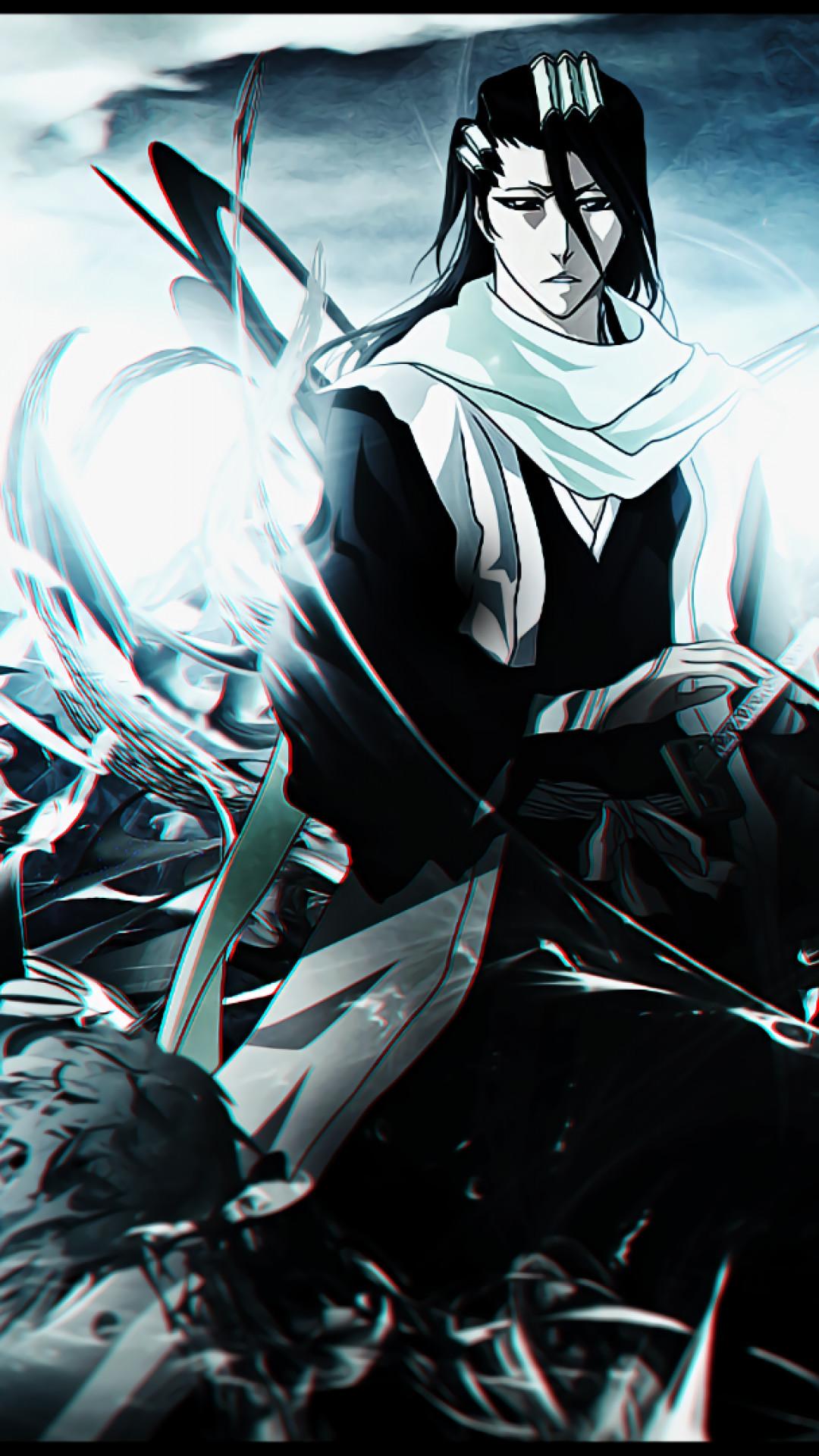 Bleach anime byakuya