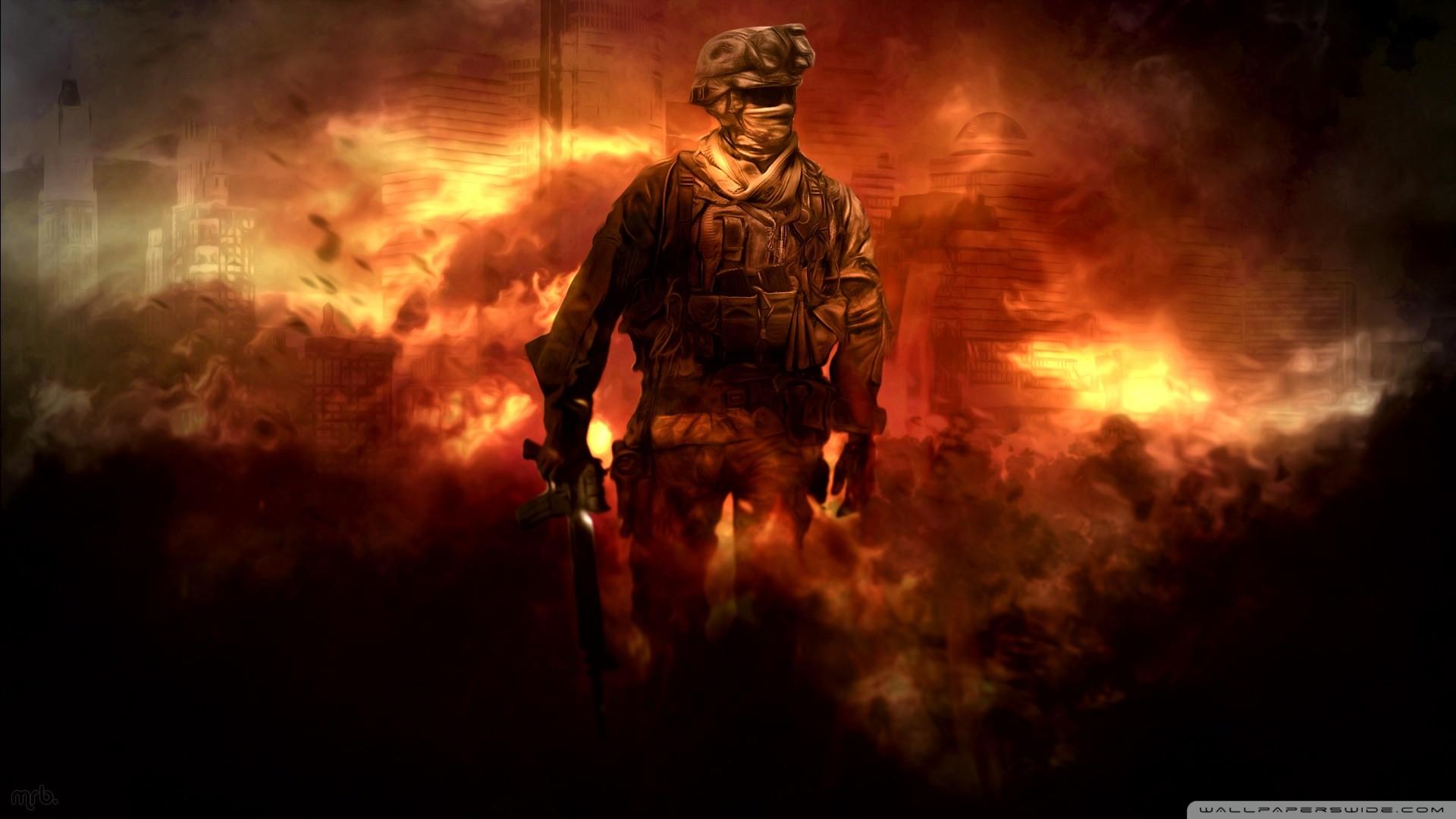 1920x1080 Call Of Duty Mw2 Wallpaper Hd 1080p